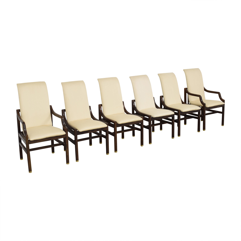 Henredon Furniture Henredon Furniture Vintage Dining Chairs pa