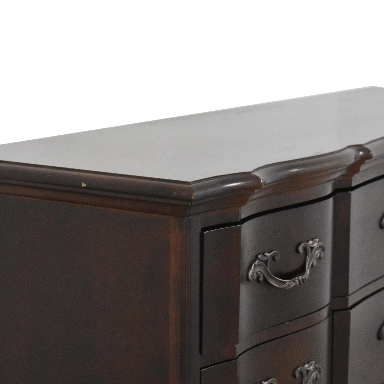 Bernhardt Bernhardt Belmont Twelve Drawer Dresser dark brown