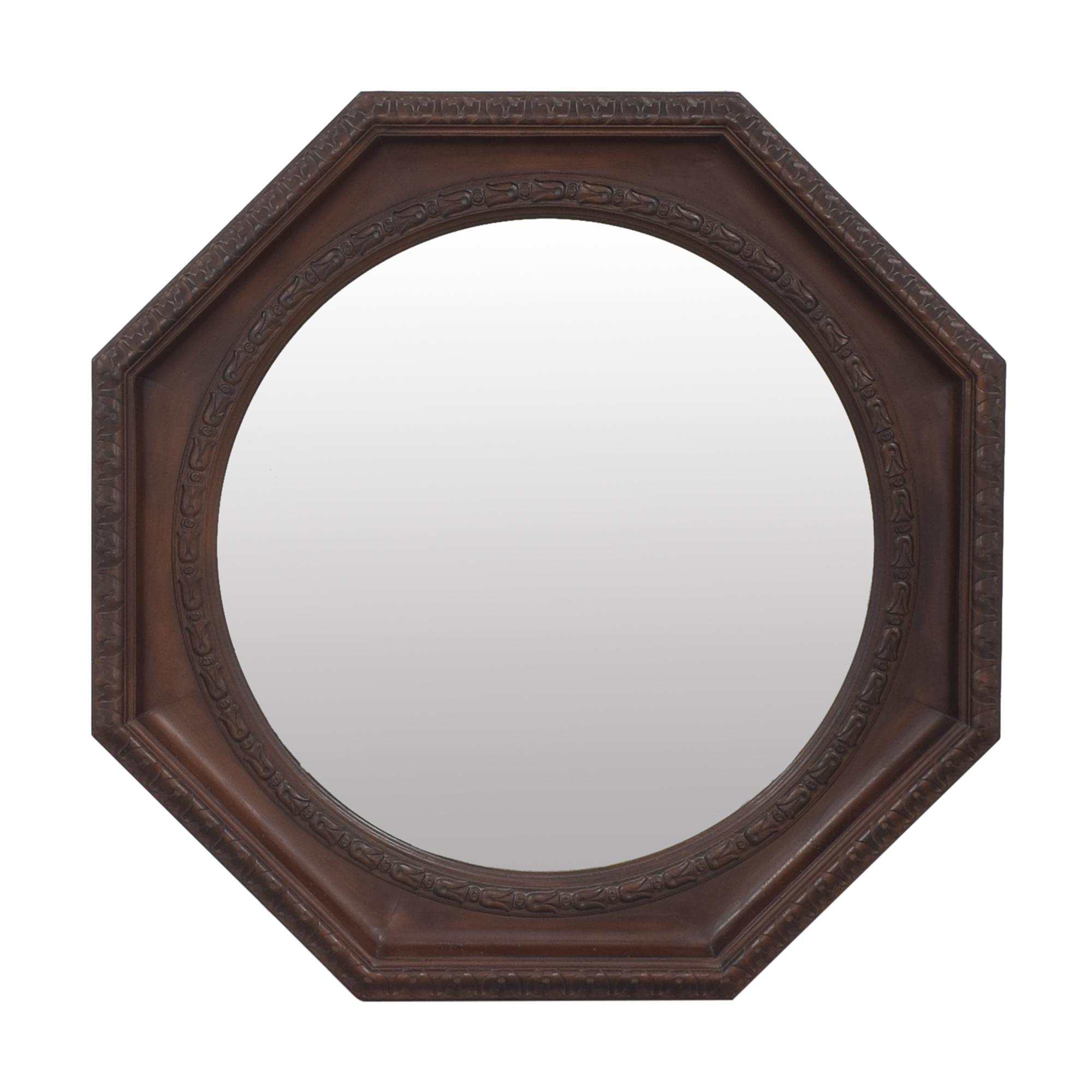 shop Bernhardt Large Octagonal Mirror Bernhardt Mirrors