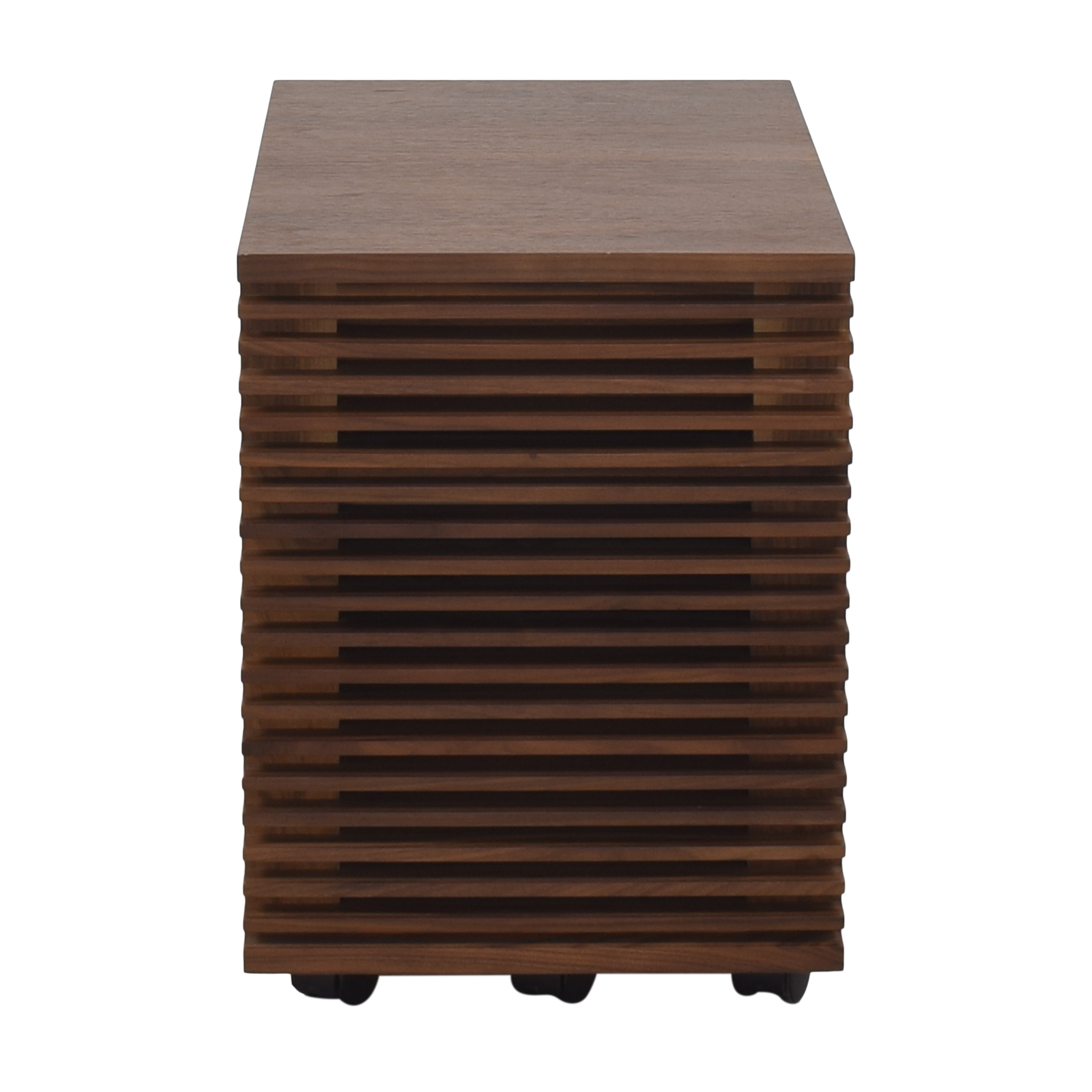 shop Design Within Reach Line Pedestal by Nathan Yong Design Within Reach Storage