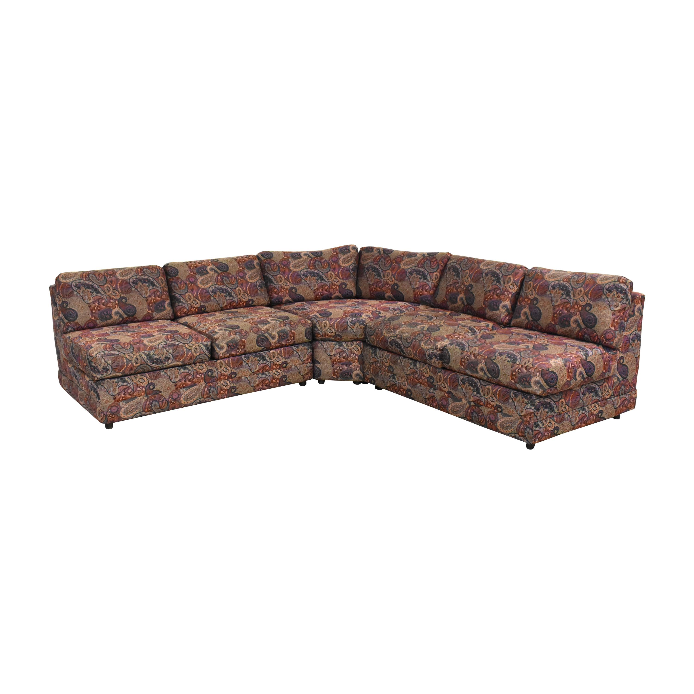 shop Custom L Shaped Sectional Sofa  Sofas