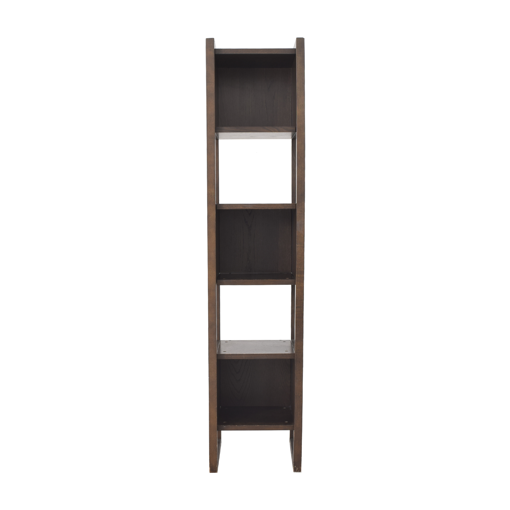 shop West Elm Narrow Bookshelf West Elm