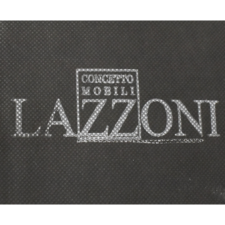 Lazzoni Lazzoni Mid Century Modern Sectional Sofa with Ottoman on sale