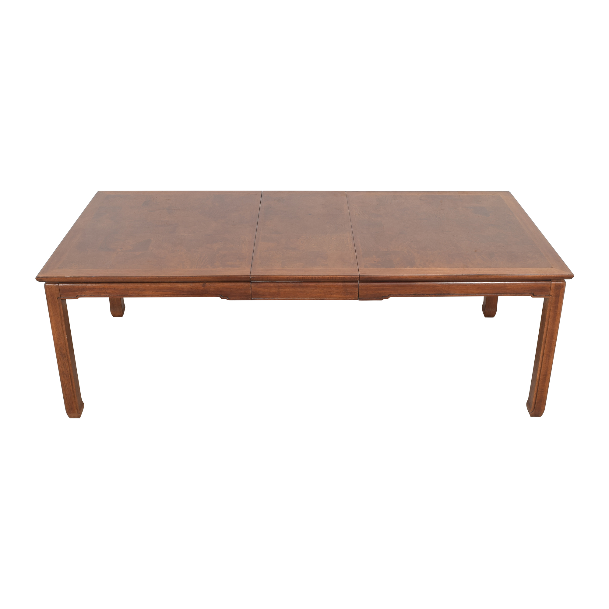 shop Thomasville Mystique Extendable Dining Table Thomasville Tables