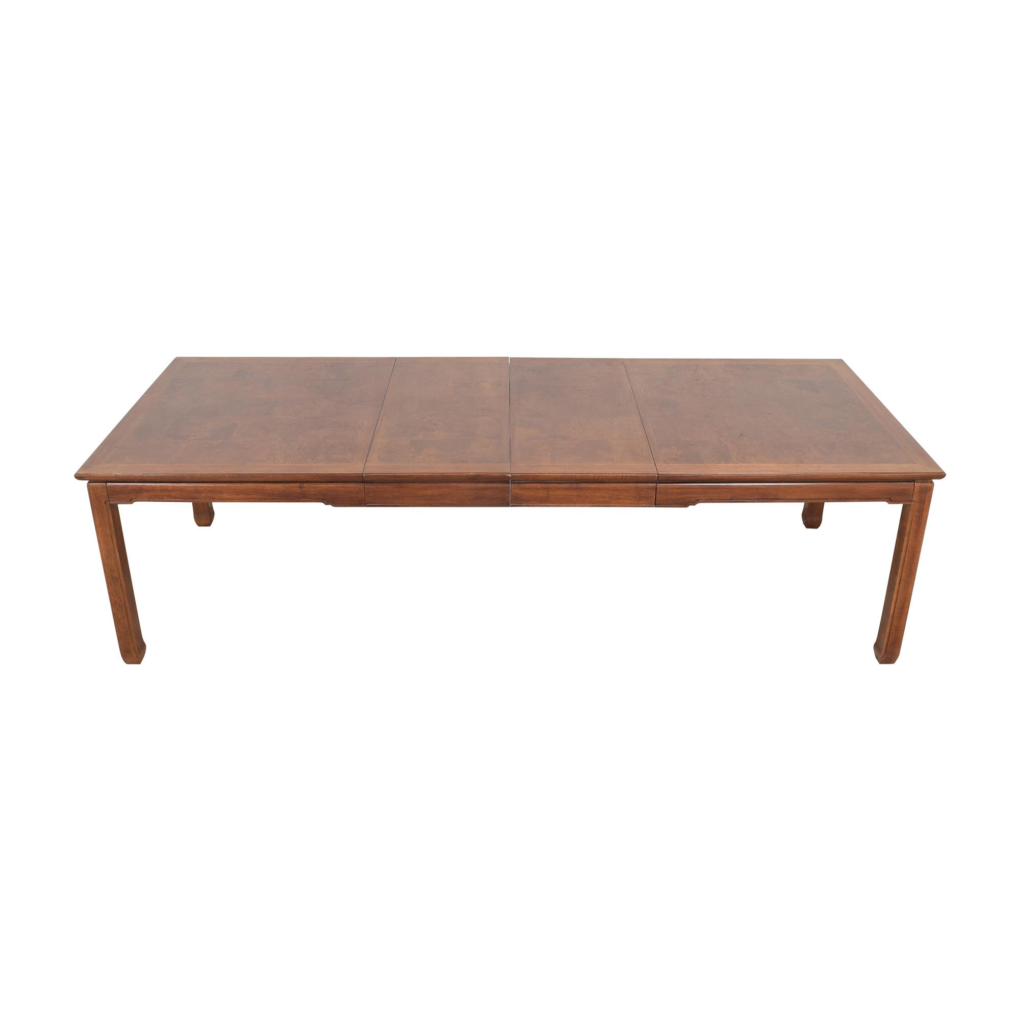 Thomasville Thomasville Mystique Extendable Dining Table on sale