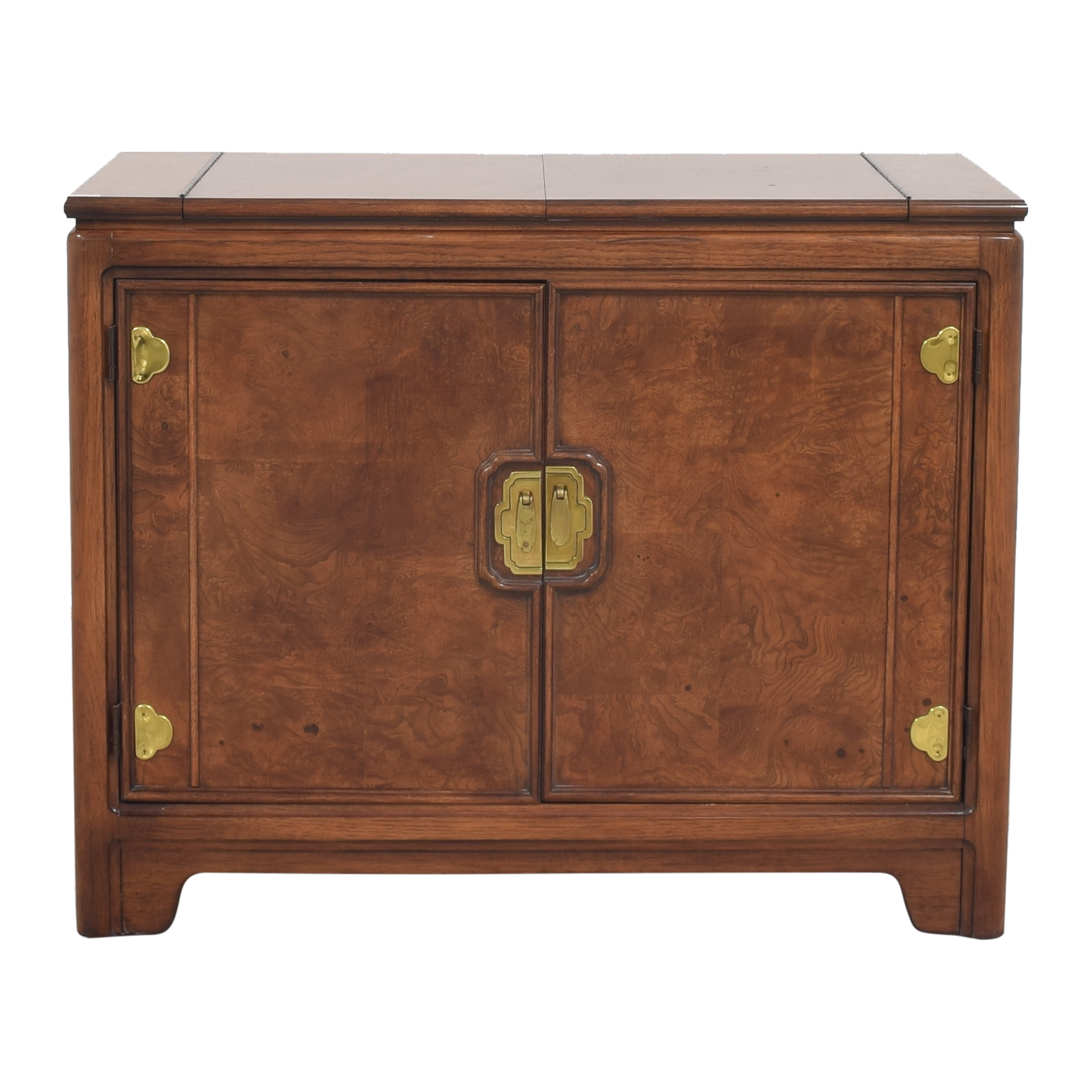 shop Thomasville Flip Top Server Buffet Thomasville Cabinets & Sideboards