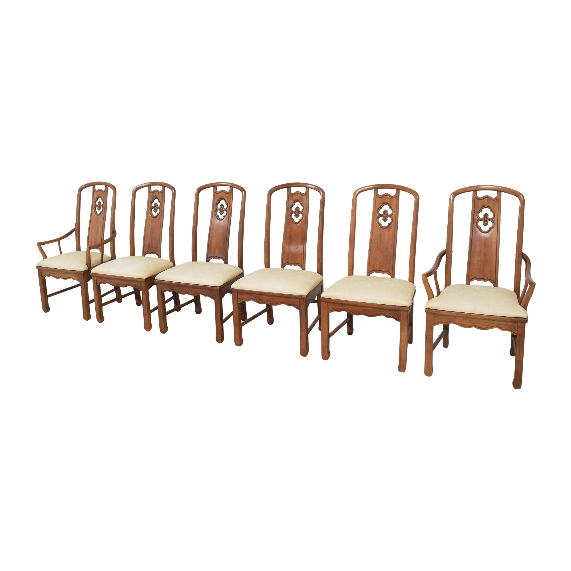 Thomasville Thomasville Dining Chairs ma