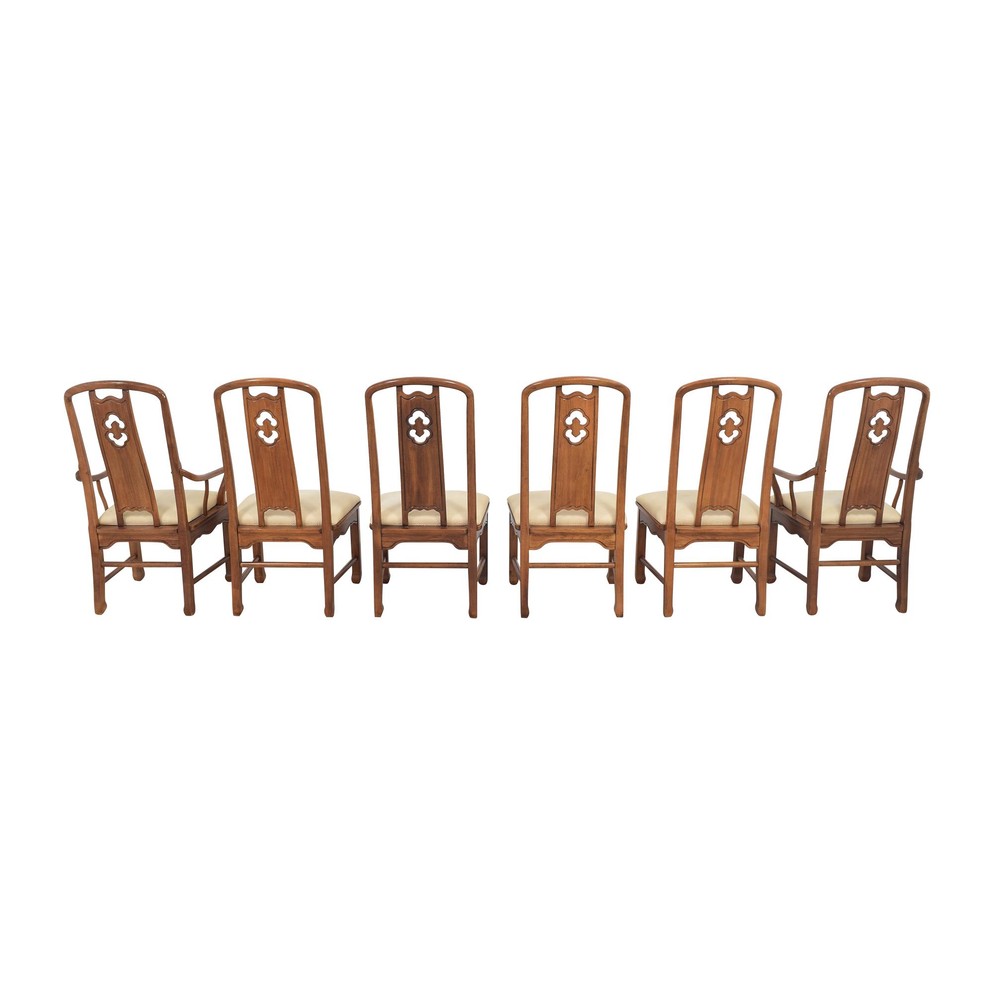 Thomasville Thomasville Dining Chairs used
