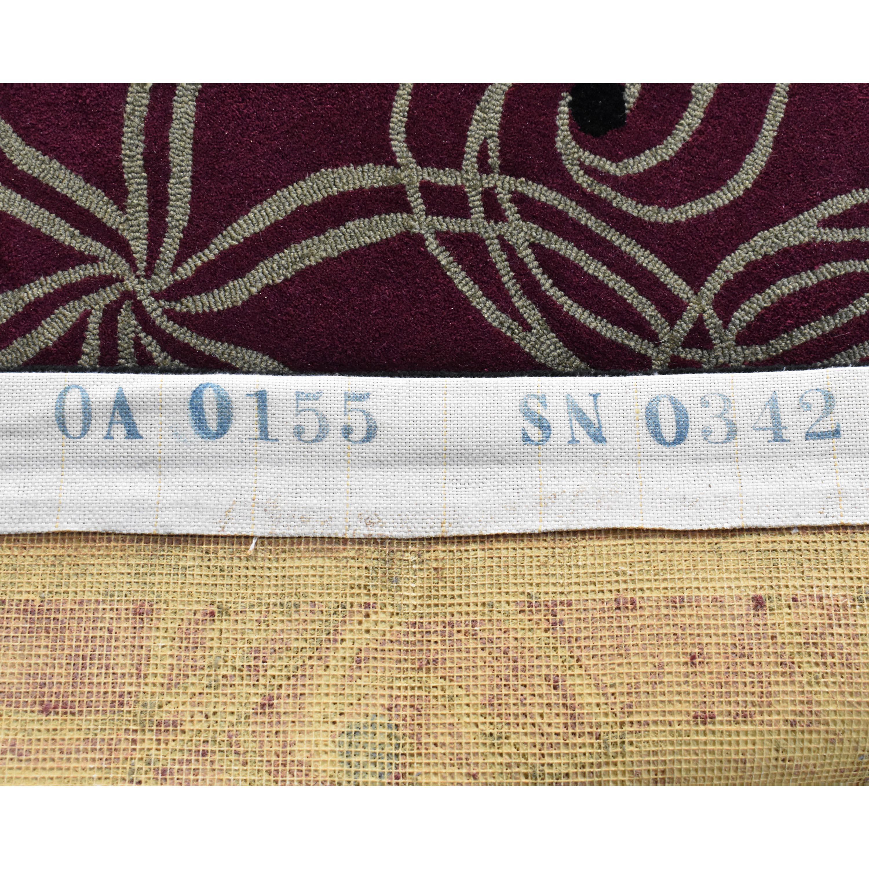 Custom Patterned Area Rug price