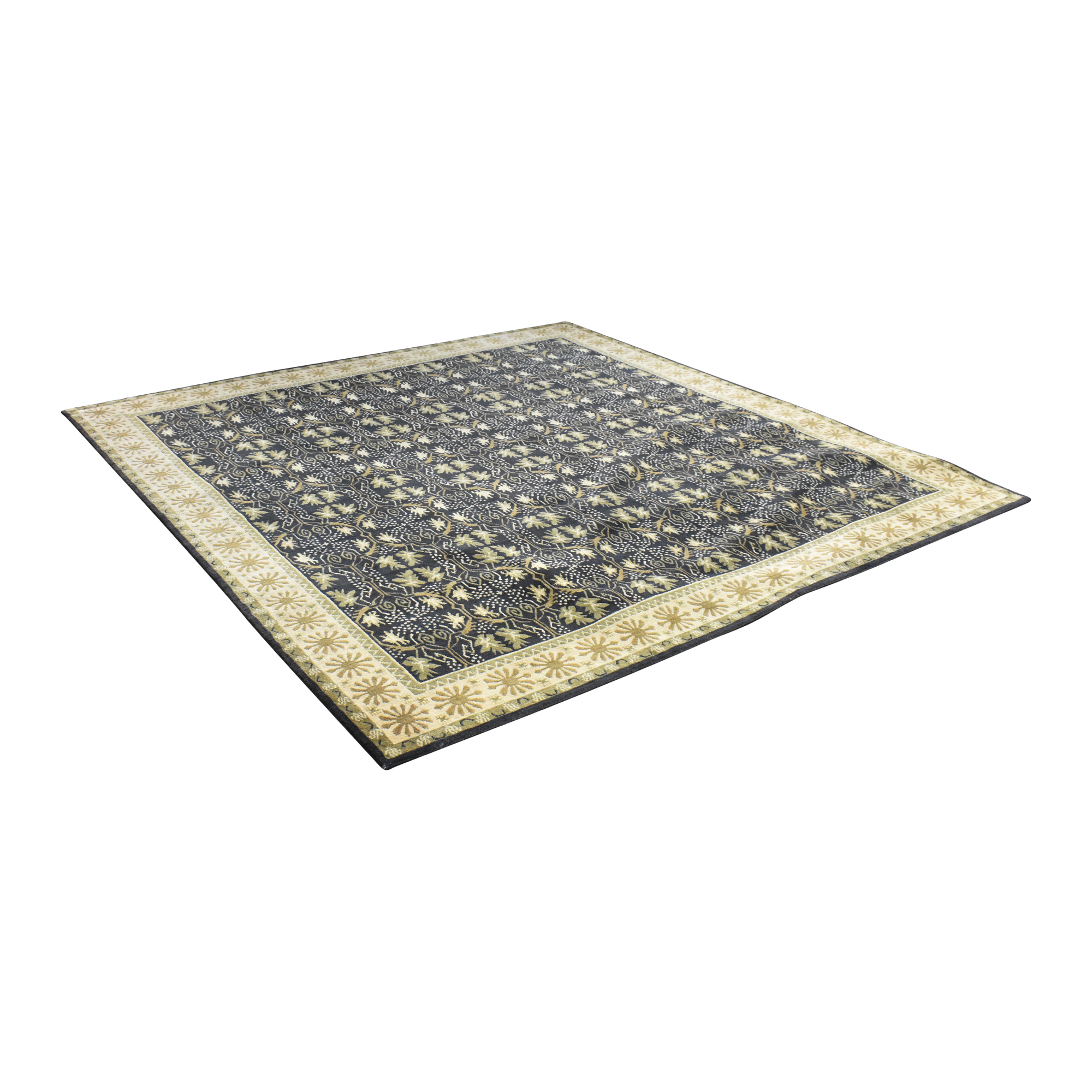 shop Herford Imports Handmade Tibetan Area Rug Herford Imports Rugs