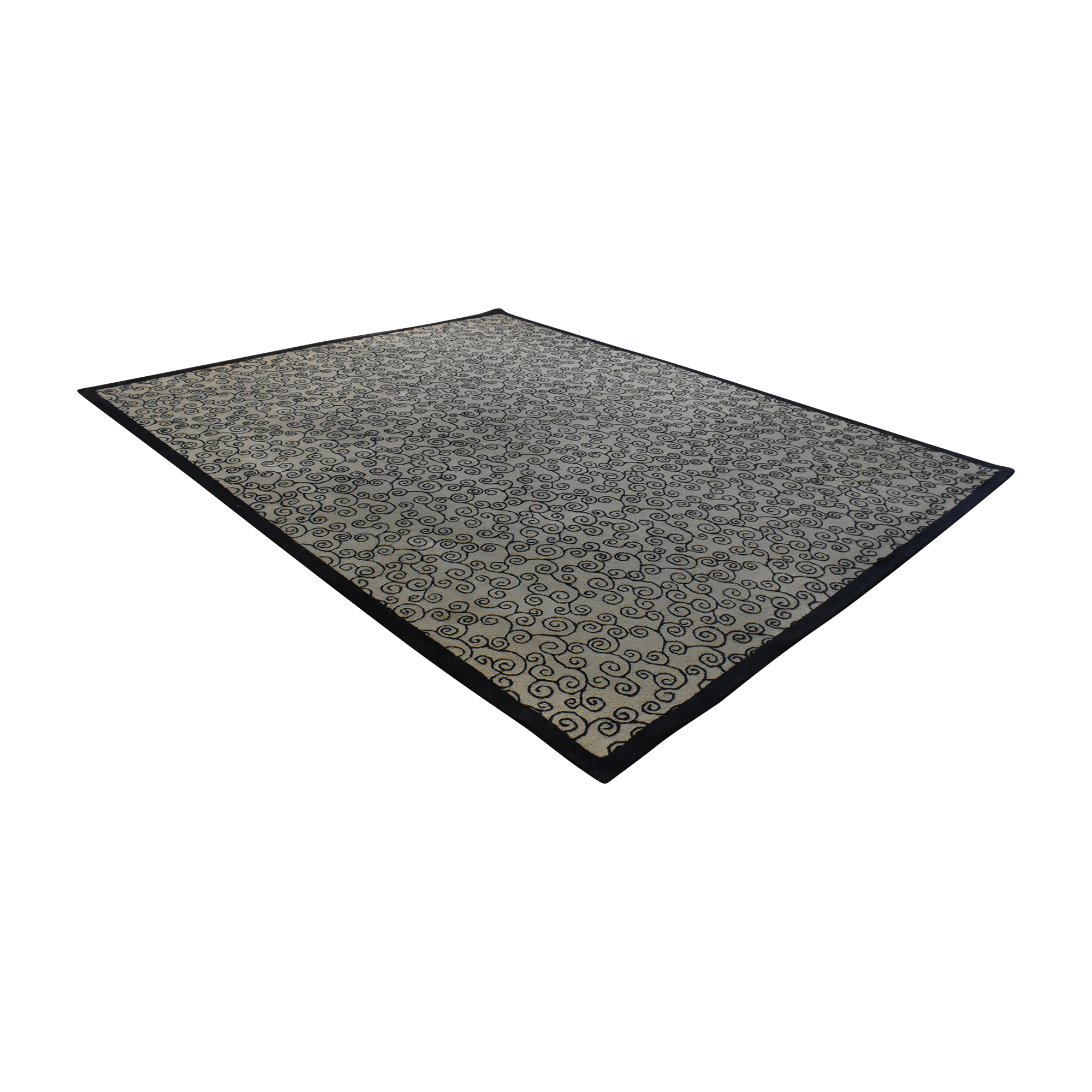 Contemporary Patterned Area Rug Rugs