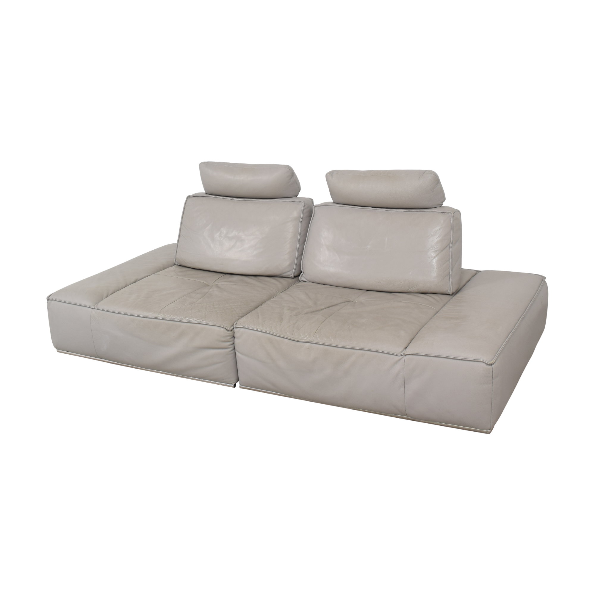 shop Sit Down New York Convertible Sectional Sofa Sit Down New York