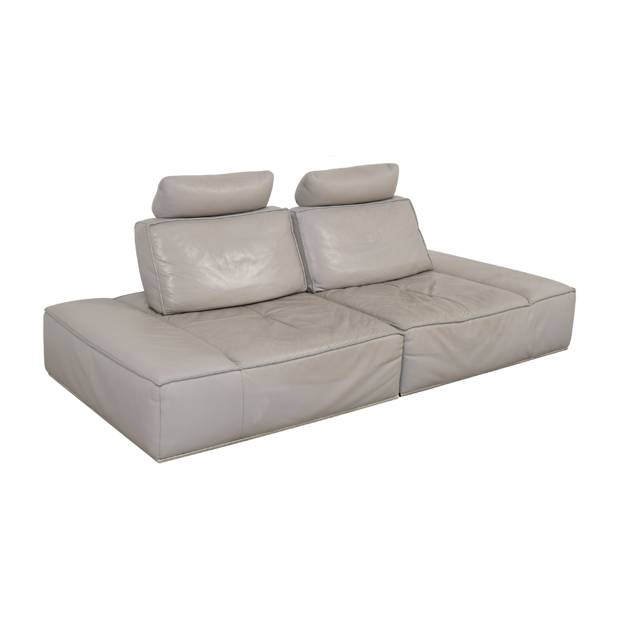 shop Sit Down New York Convertible Sectional Sofa Sit Down New York Sectionals