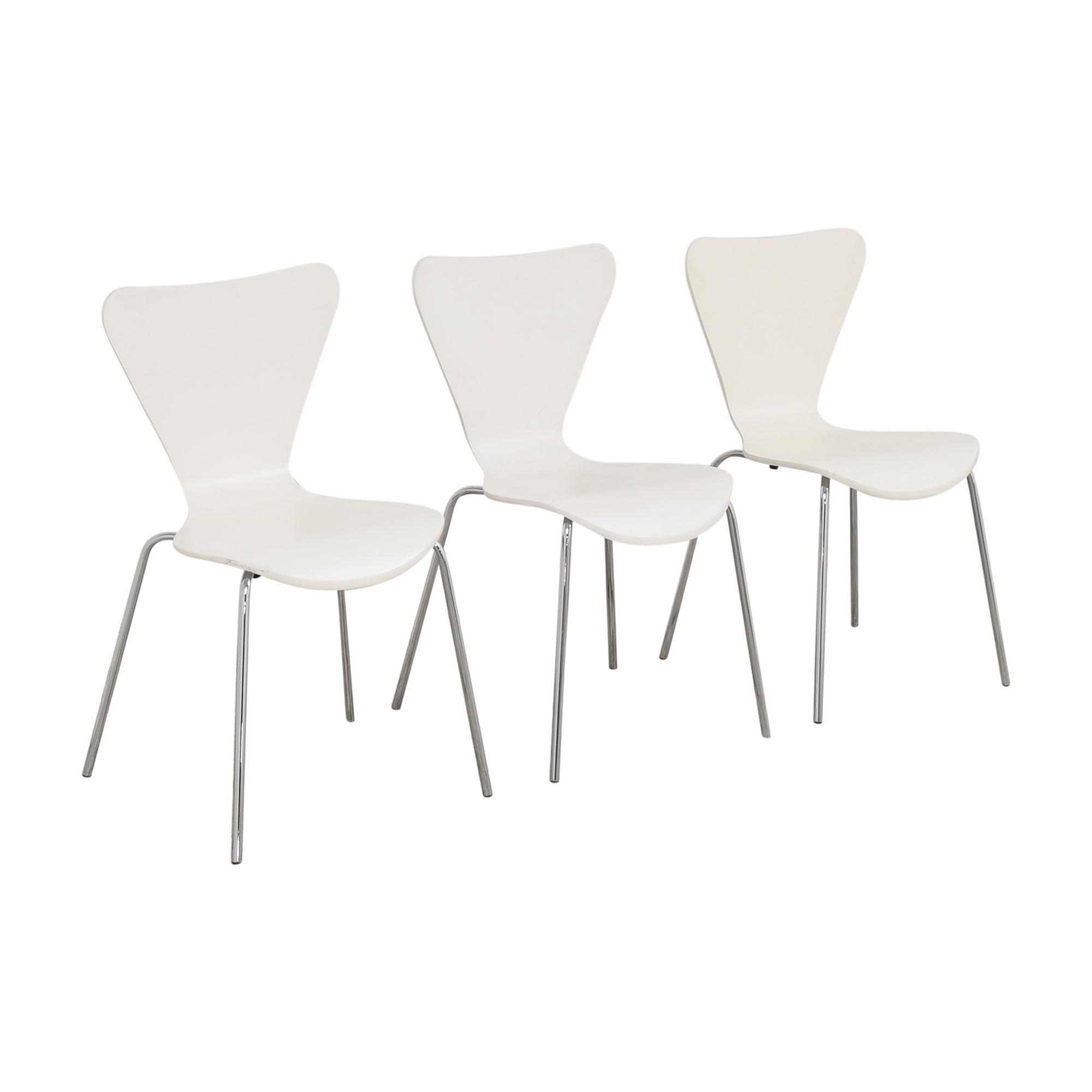 shop Room & Board Jake Dining Chairs Room & Board