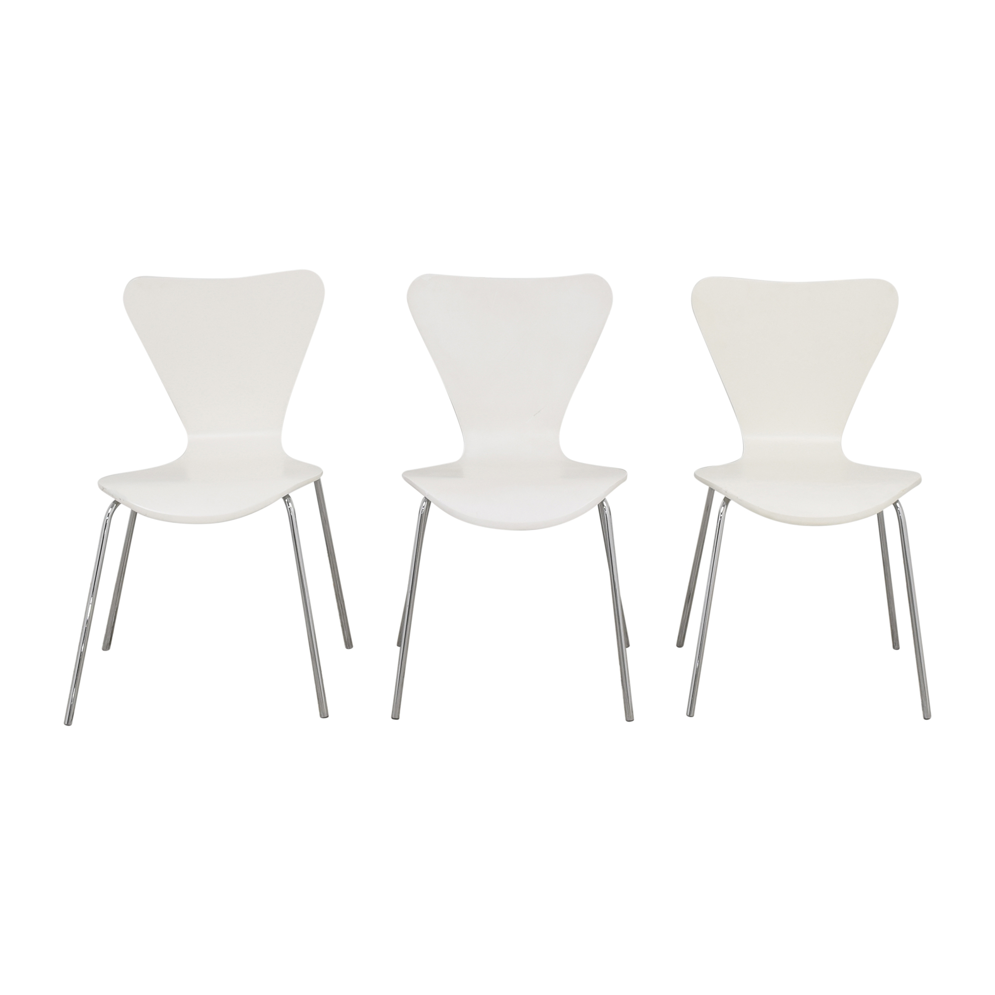 Room & Board Room & Board Jake Dining Chairs dimensions