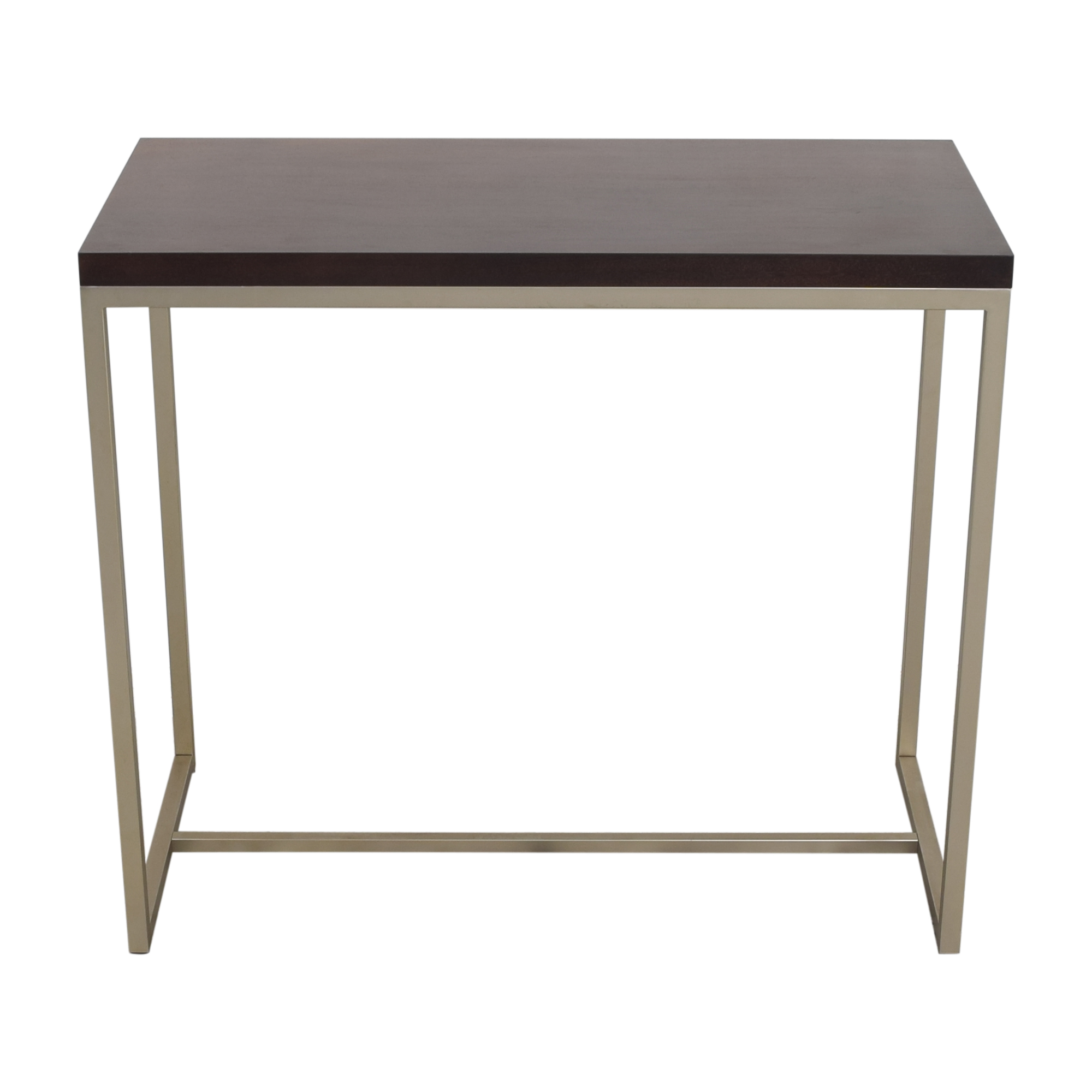 shop CB2 Box Frame Dining Table CB2 Tables