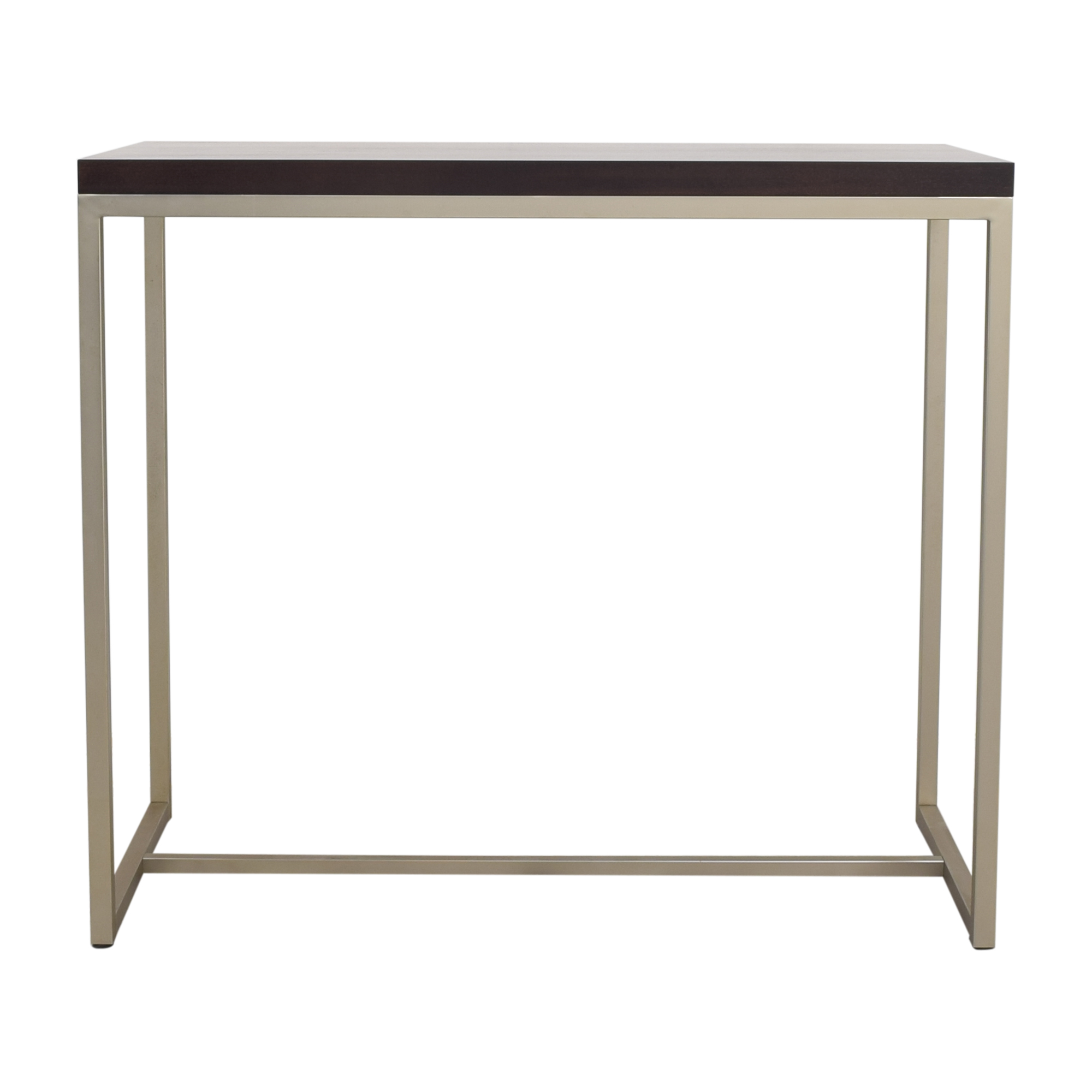shop CB2 Box Frame Dining Table CB2