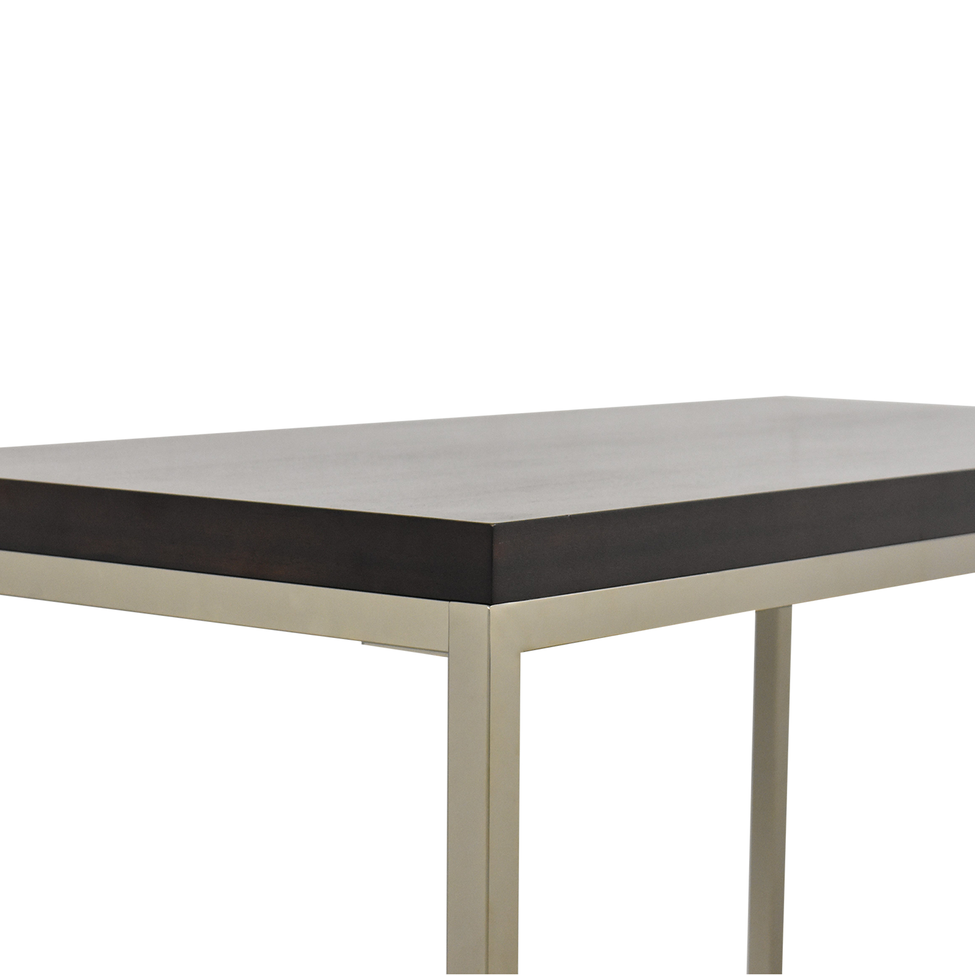 CB2 CB2 Box Frame Dining Table Dinner Tables