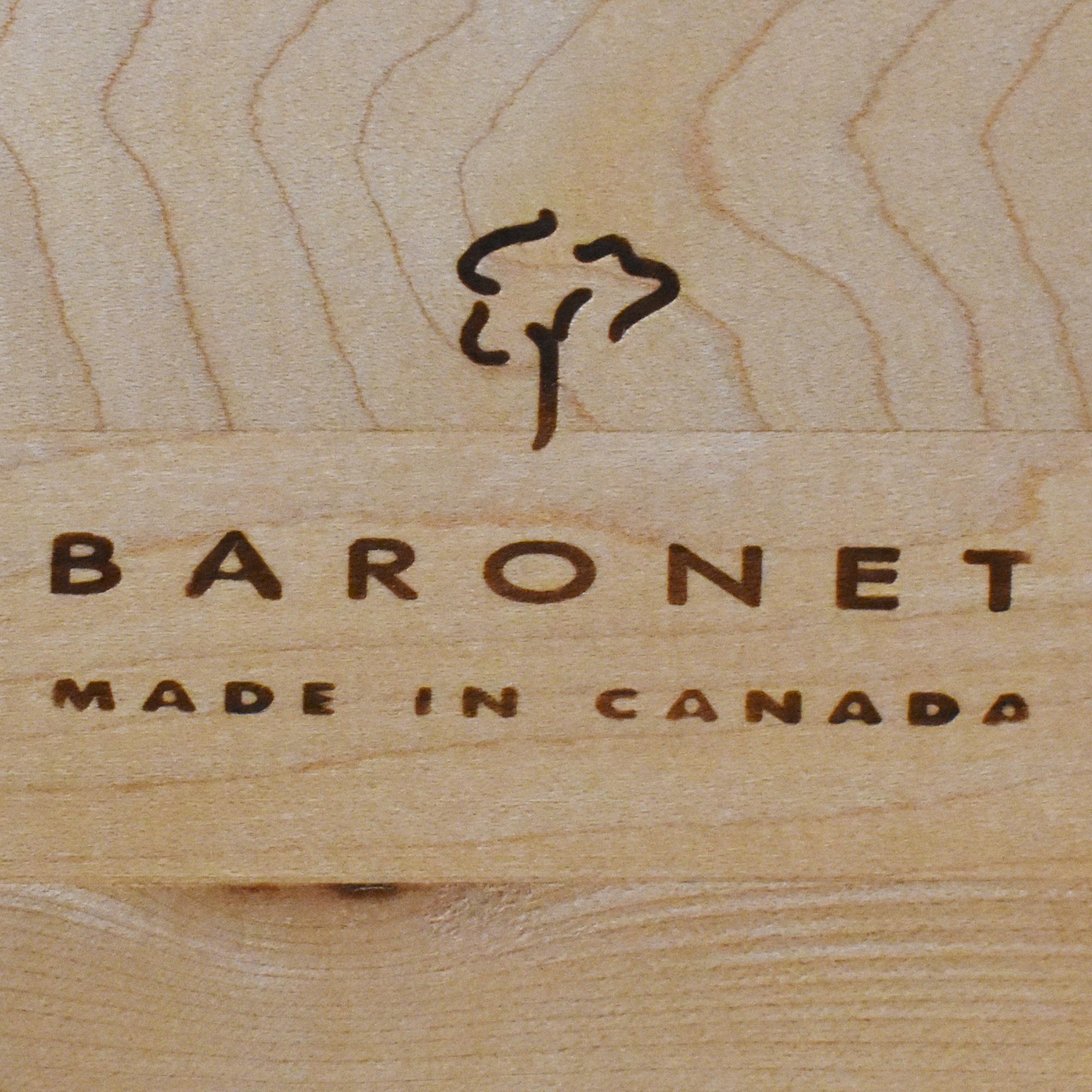 Crate & Barrel Crate & Barrel Baronet Six Drawer Dresser