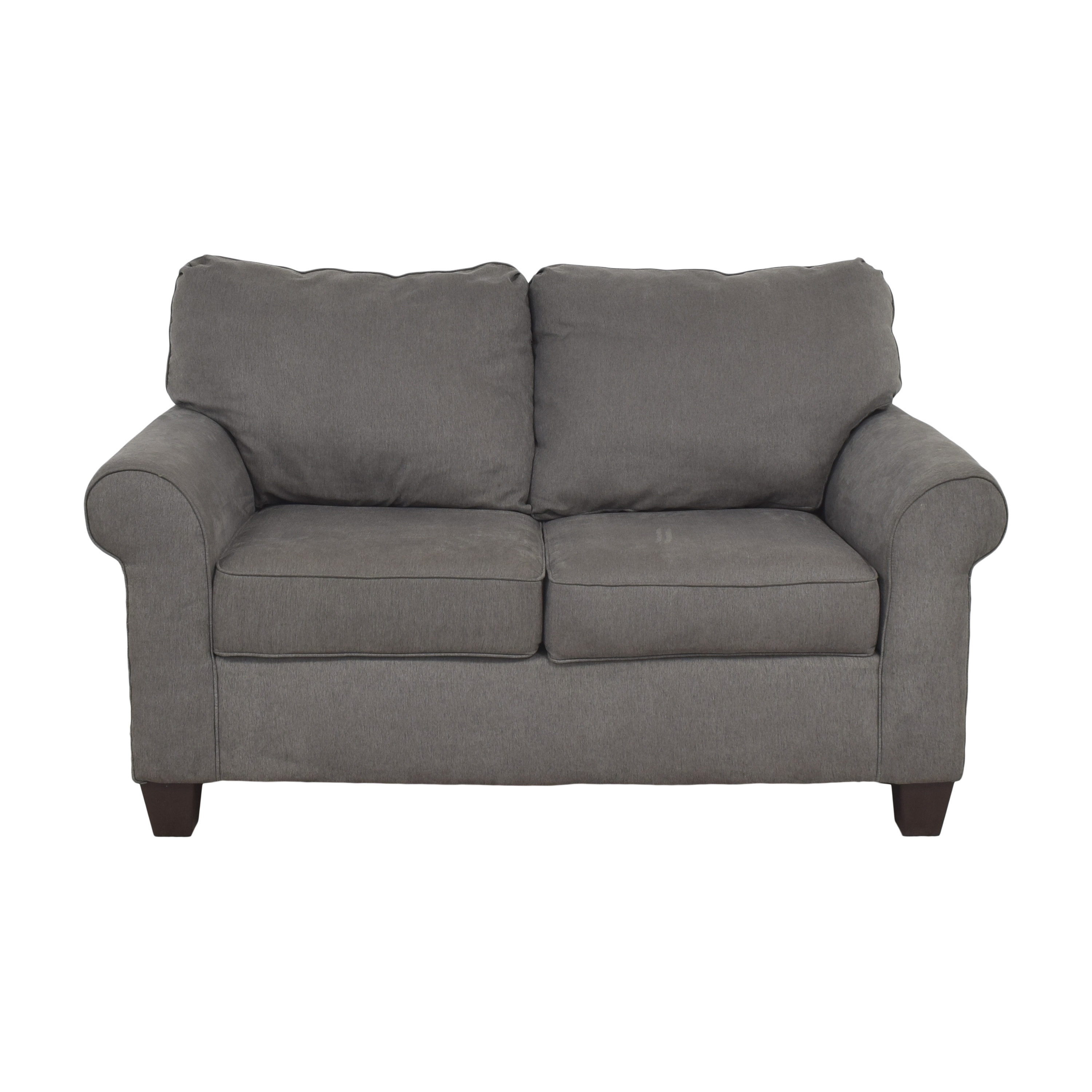 shop Raymour & Flanigan Tenley Loveseat Raymour & Flanigan Loveseats