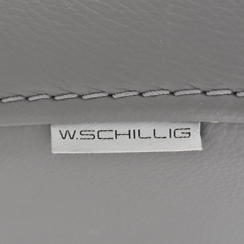 W. Schillig W. Schillig Kristina Reclining Sectional Sofa  Sofas