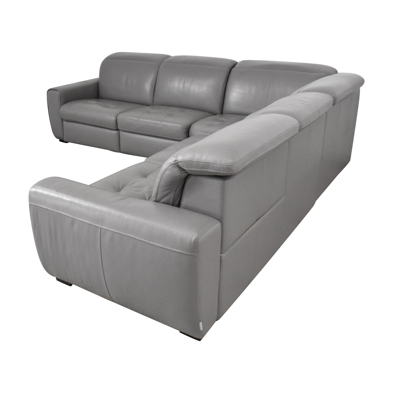 W. Schillig W. Schillig Kristina Reclining Sectional Sofa  for sale