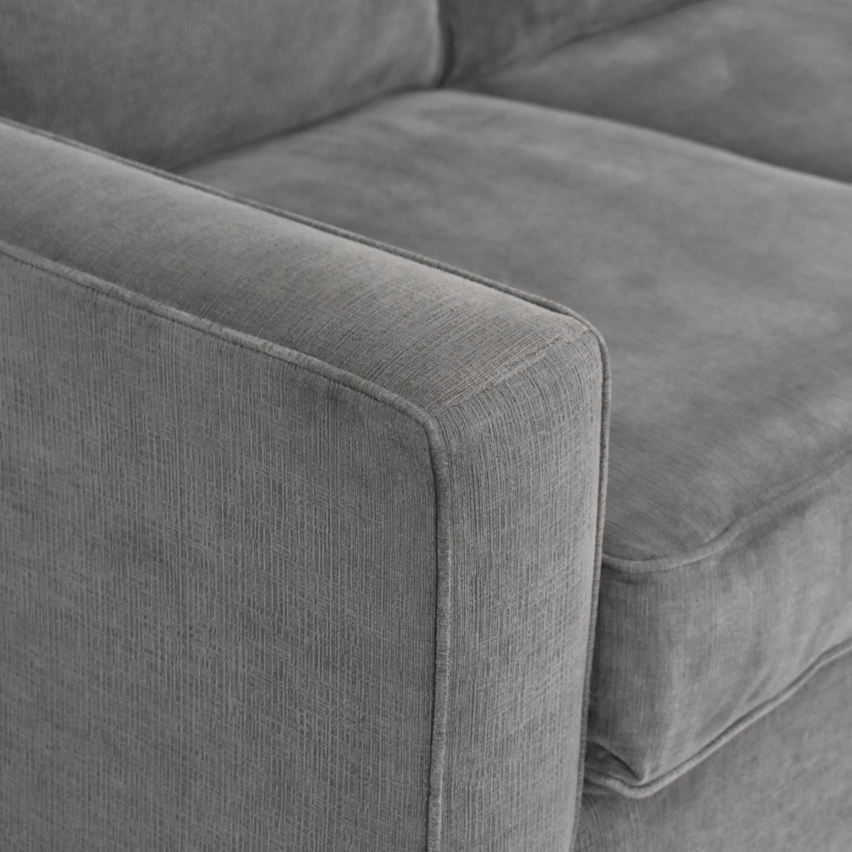 Macy's Macy's Radley Three Cushion Sofa discount