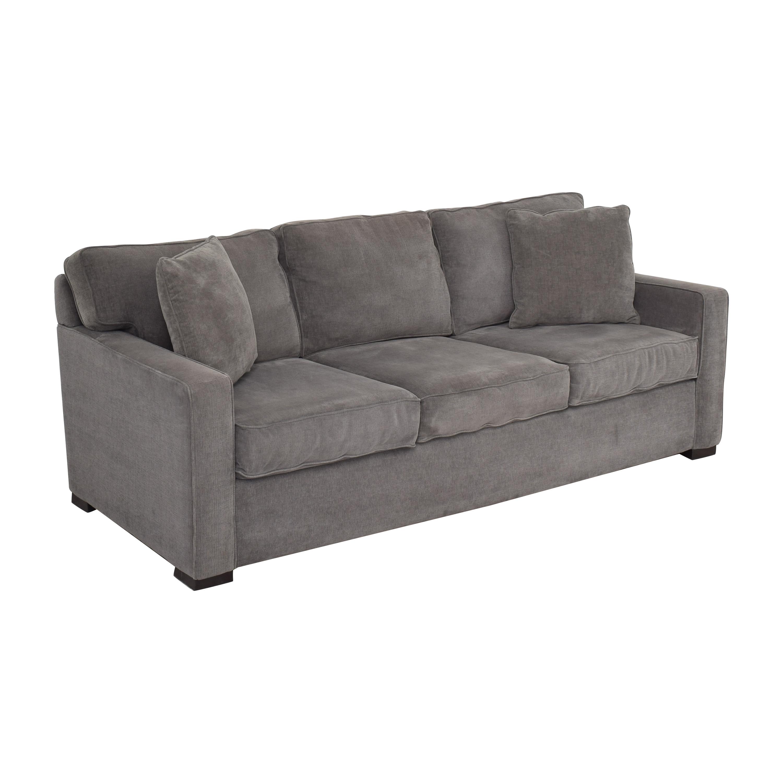 Macy's Radley Three Cushion Sofa / Sofas