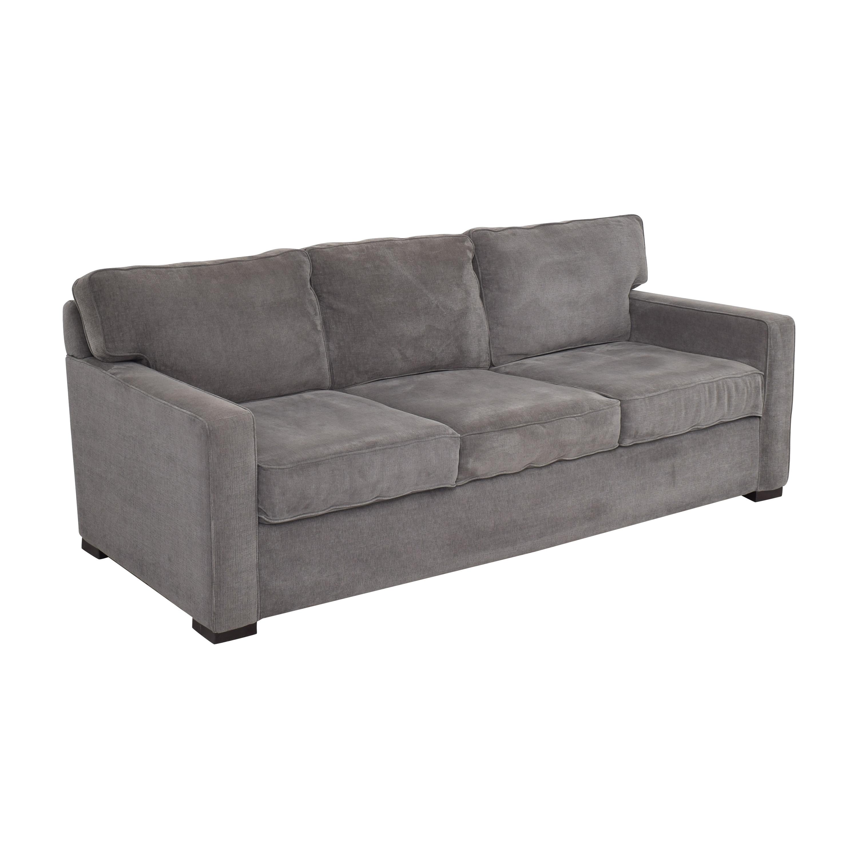 Macy's Radley Three Cushion Sofa Macy's