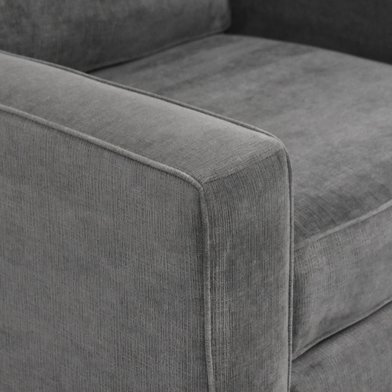 Macy's Macy's Radley Modern Armchair nj