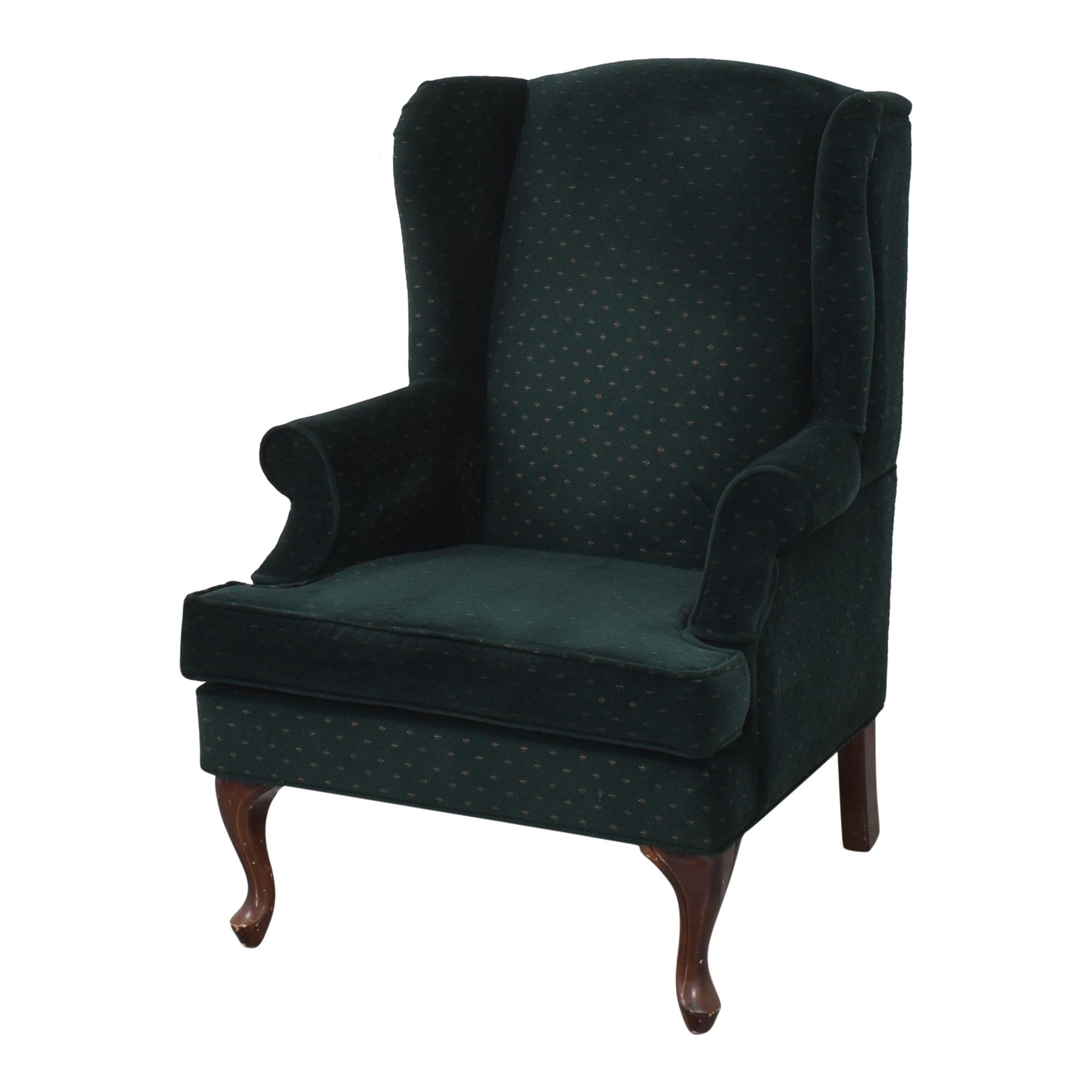 buy Ethan Allen Wingback Arm Chair Ethan Allen Accent Chairs
