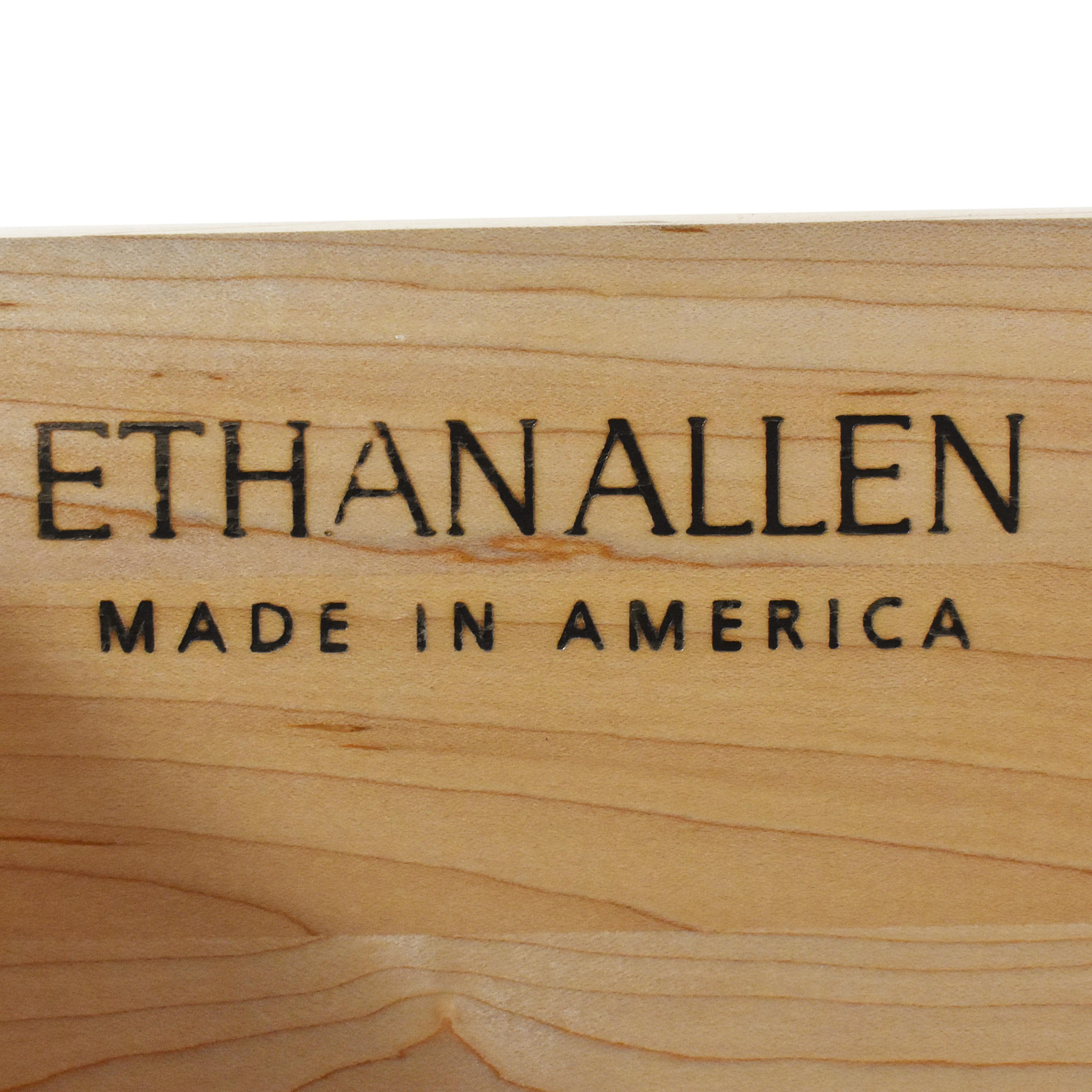 Ethan Allen Ethan Allen New Country Logan Entryway Hall Tree used