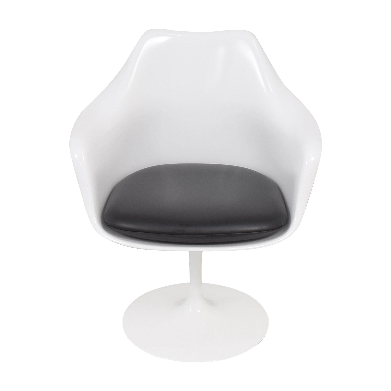 shop Knoll Tulip Eero Saarinen Armchair Knoll Dining Chairs