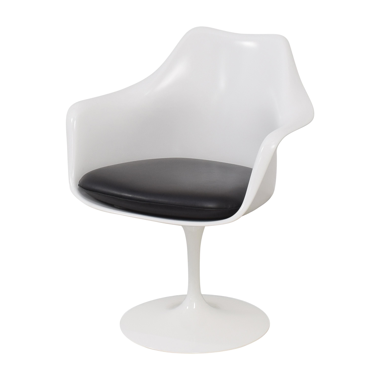 Knoll Knoll Tulip Eero Saarinen Armchair discount