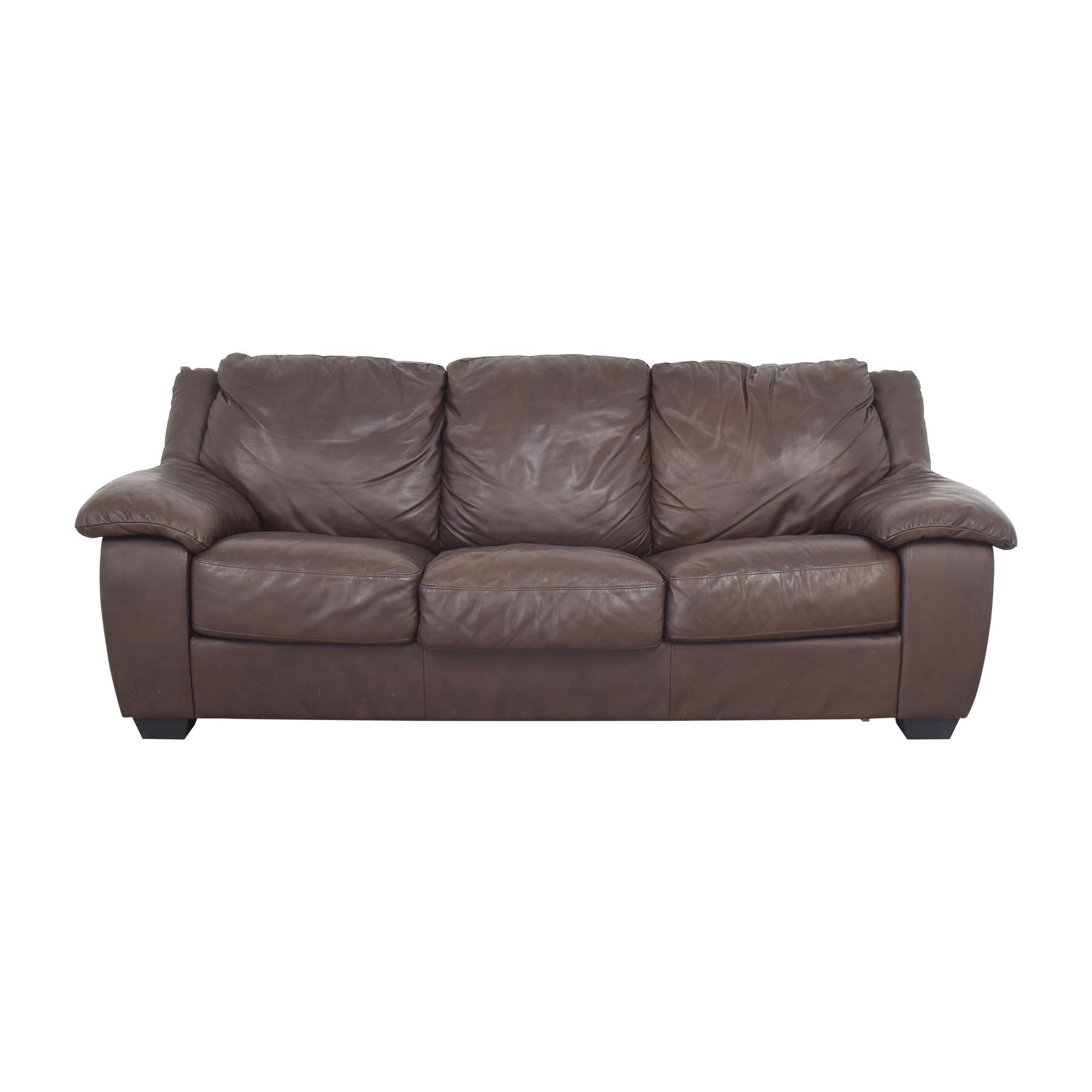 Macy's Macy's Lothan Queen Sleeper Sofa used