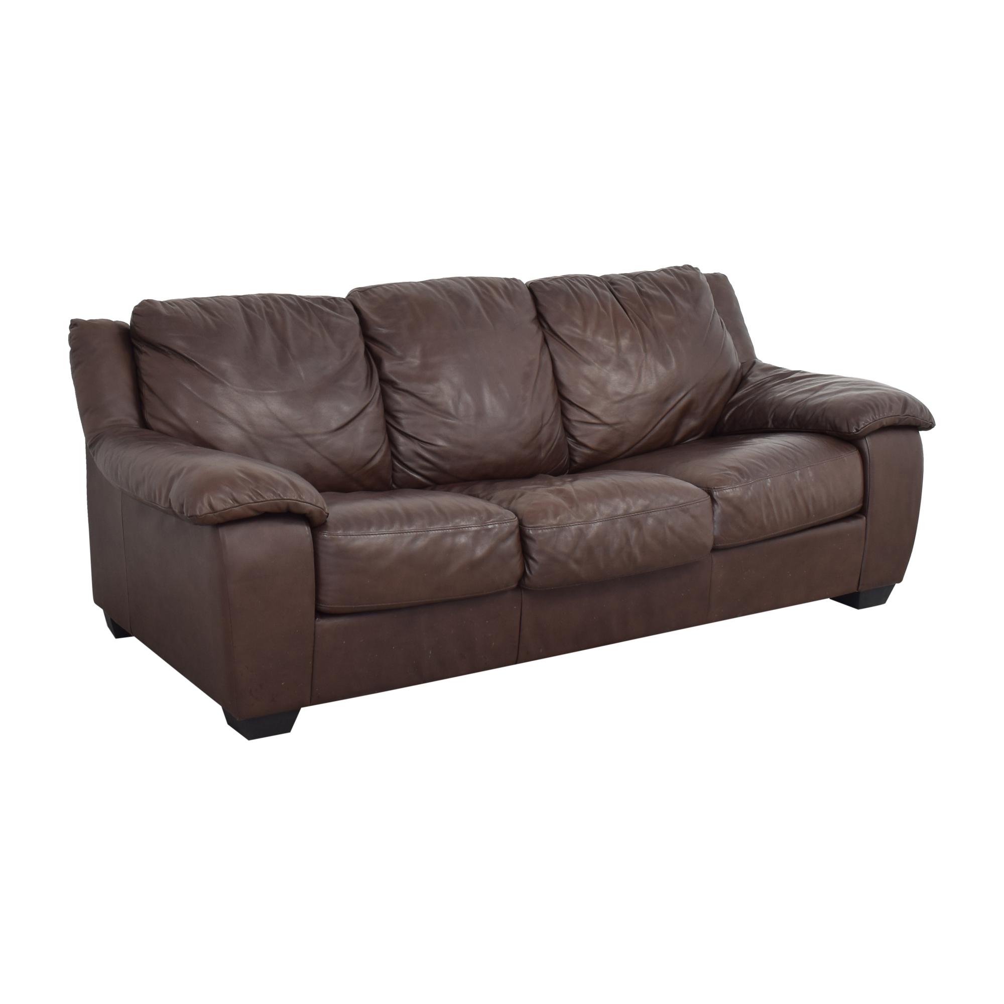 Macy's Macy's Lothan Queen Sleeper Sofa pa