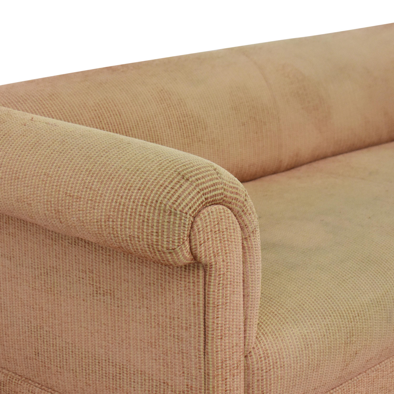 buy ABC Carpet & Home Roll Arm Sofa ABC Carpet & Home Sofas