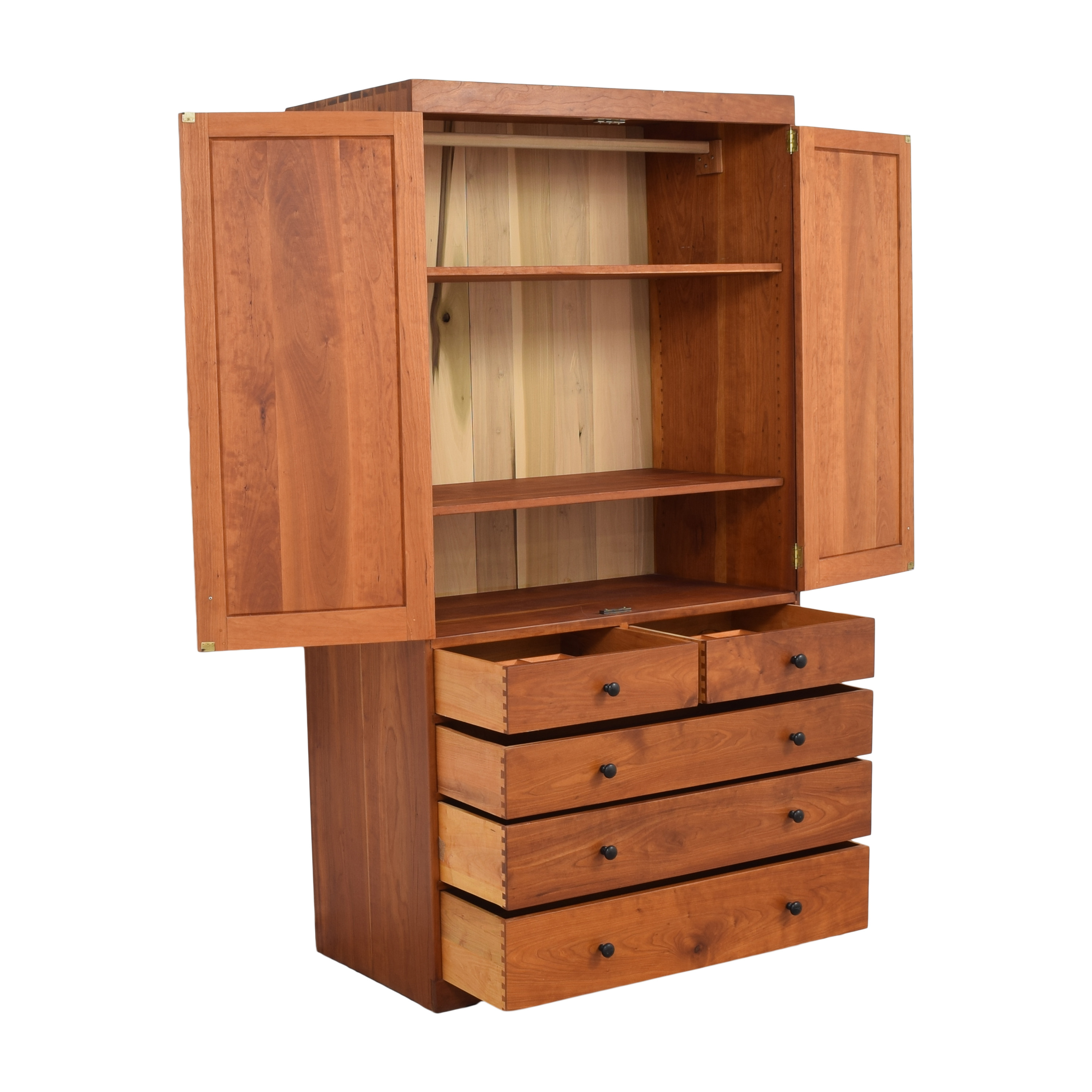 Five Drawer Armoire sale