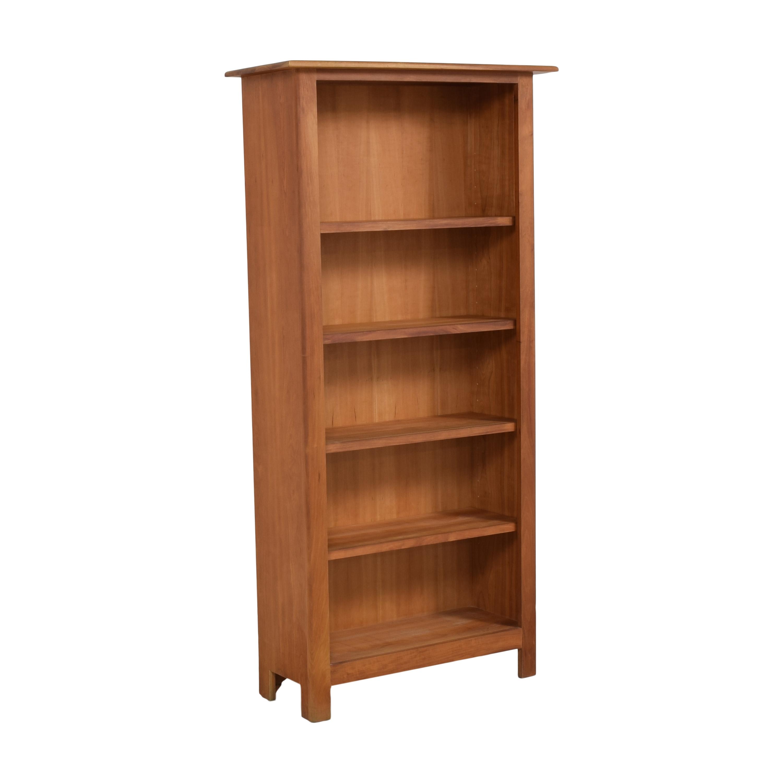 Scott Jordan Furniture Scott Jordan Furniture Tall Bookcase brown