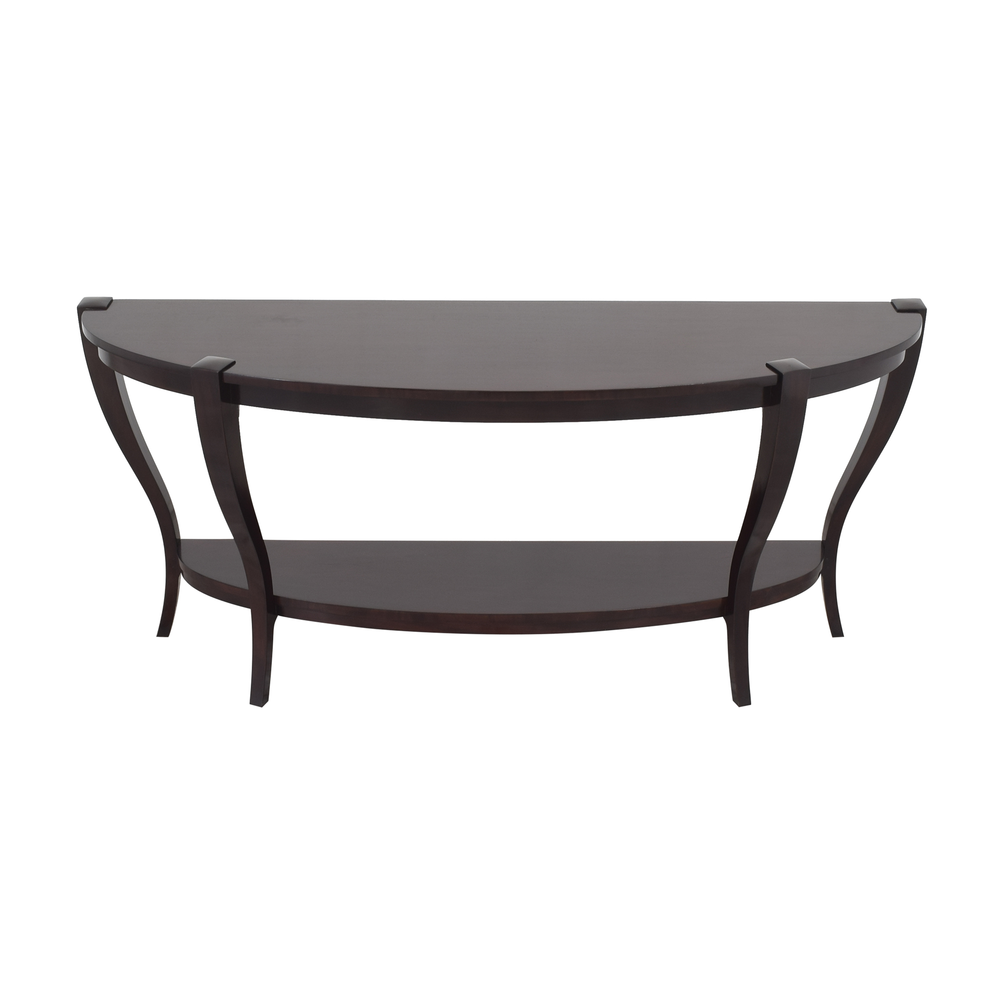Demilune Console Table Accent Tables