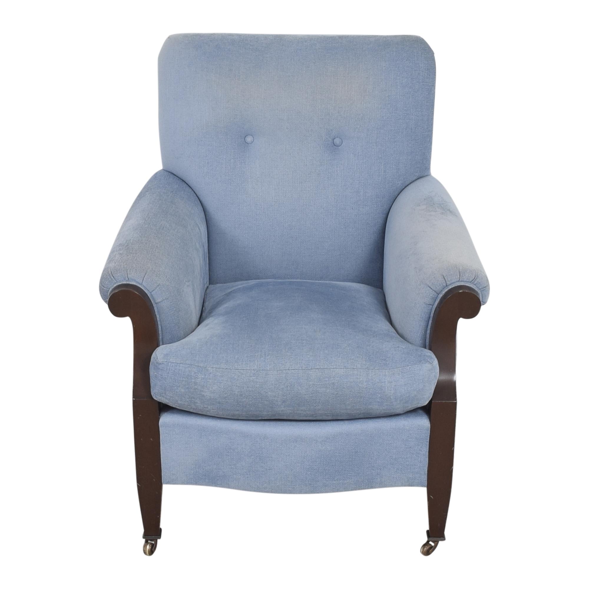 Aero Club Chair by Thomas O'Brien sale