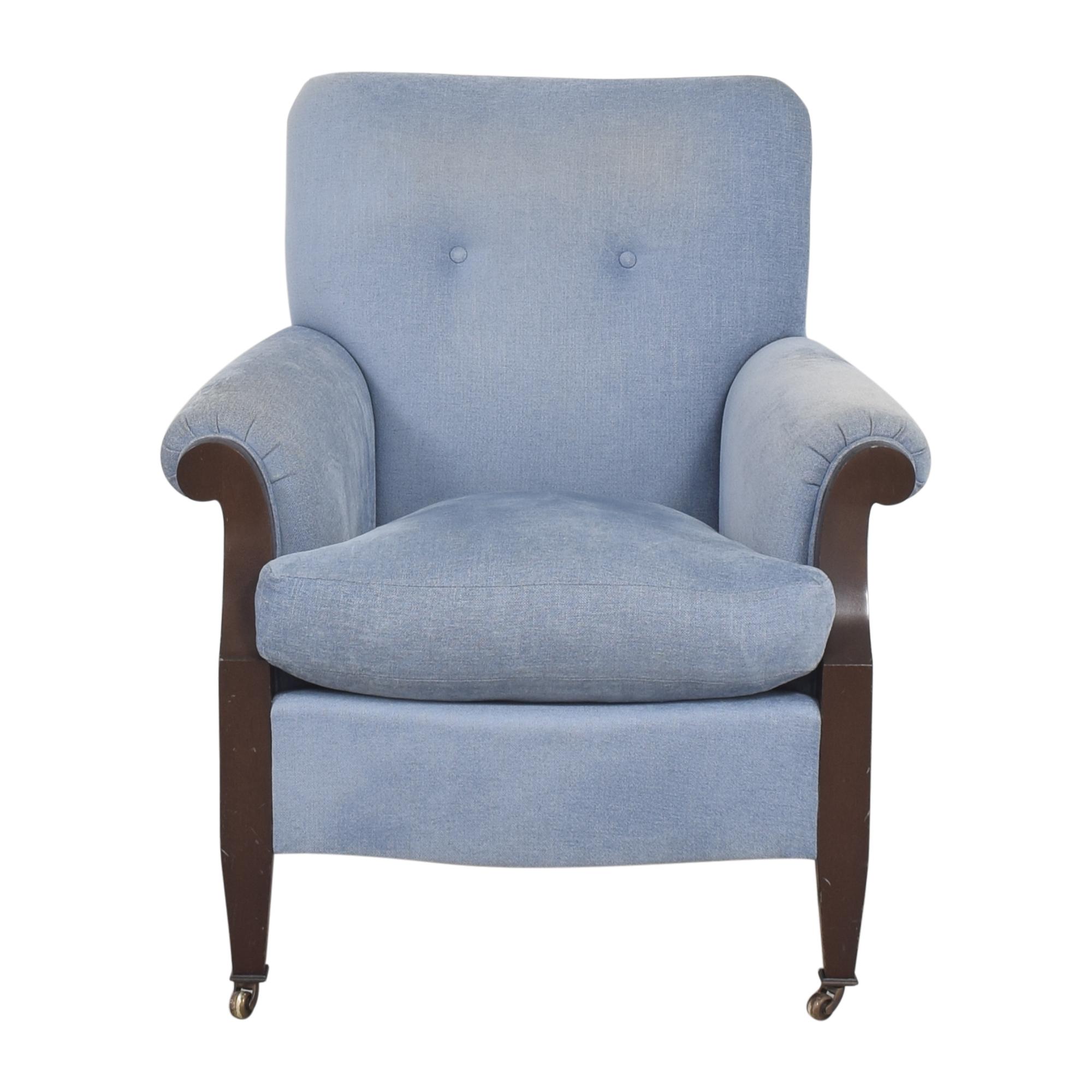 buy Aero Club Chair by Thomas O'Brien Aero Accent Chairs
