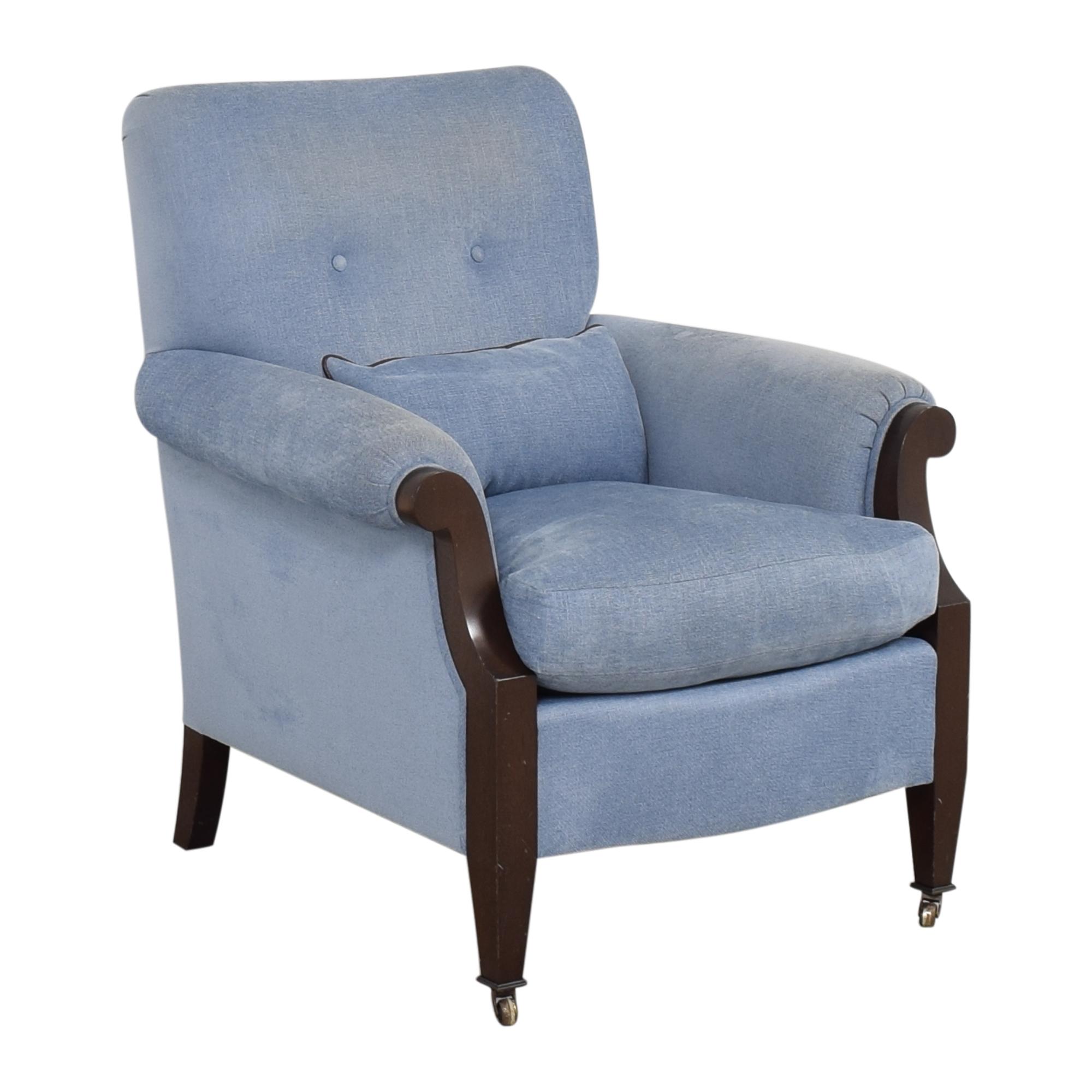 Aero Club Chair by Thomas O'Brien Aero
