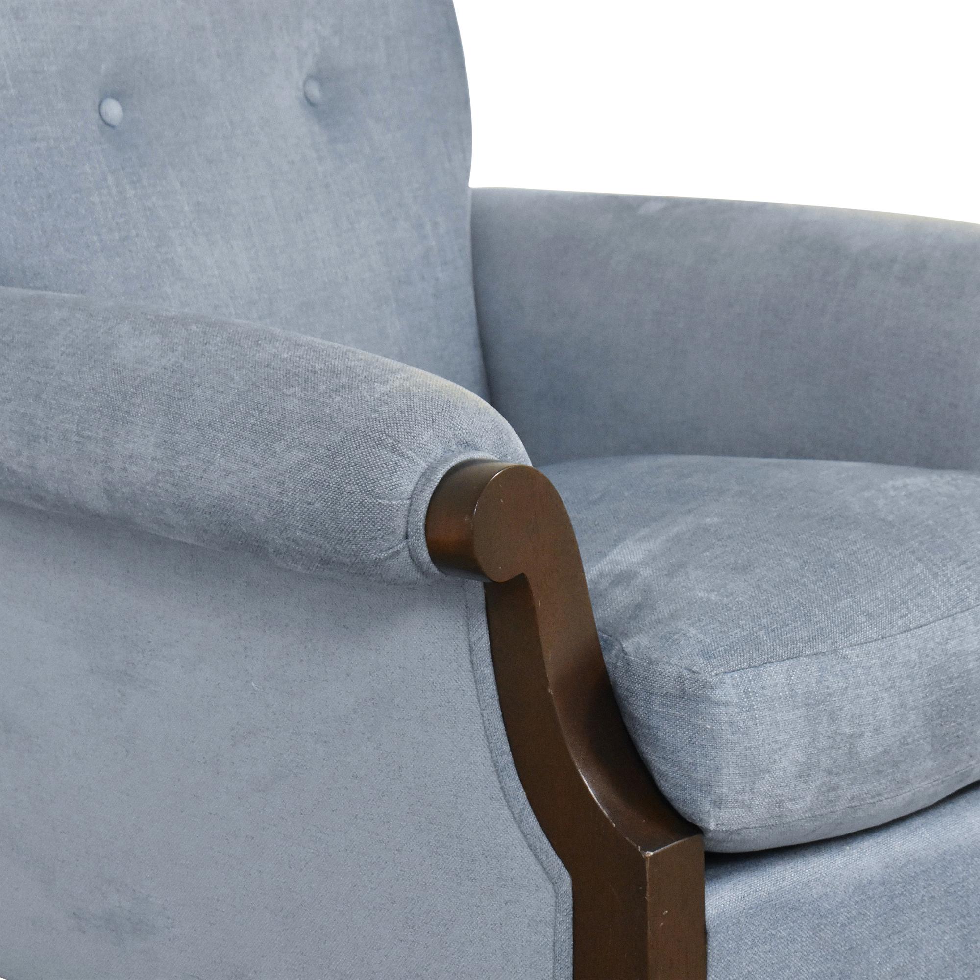 Aero Aero Club Chair by Thomas O'Brien discount