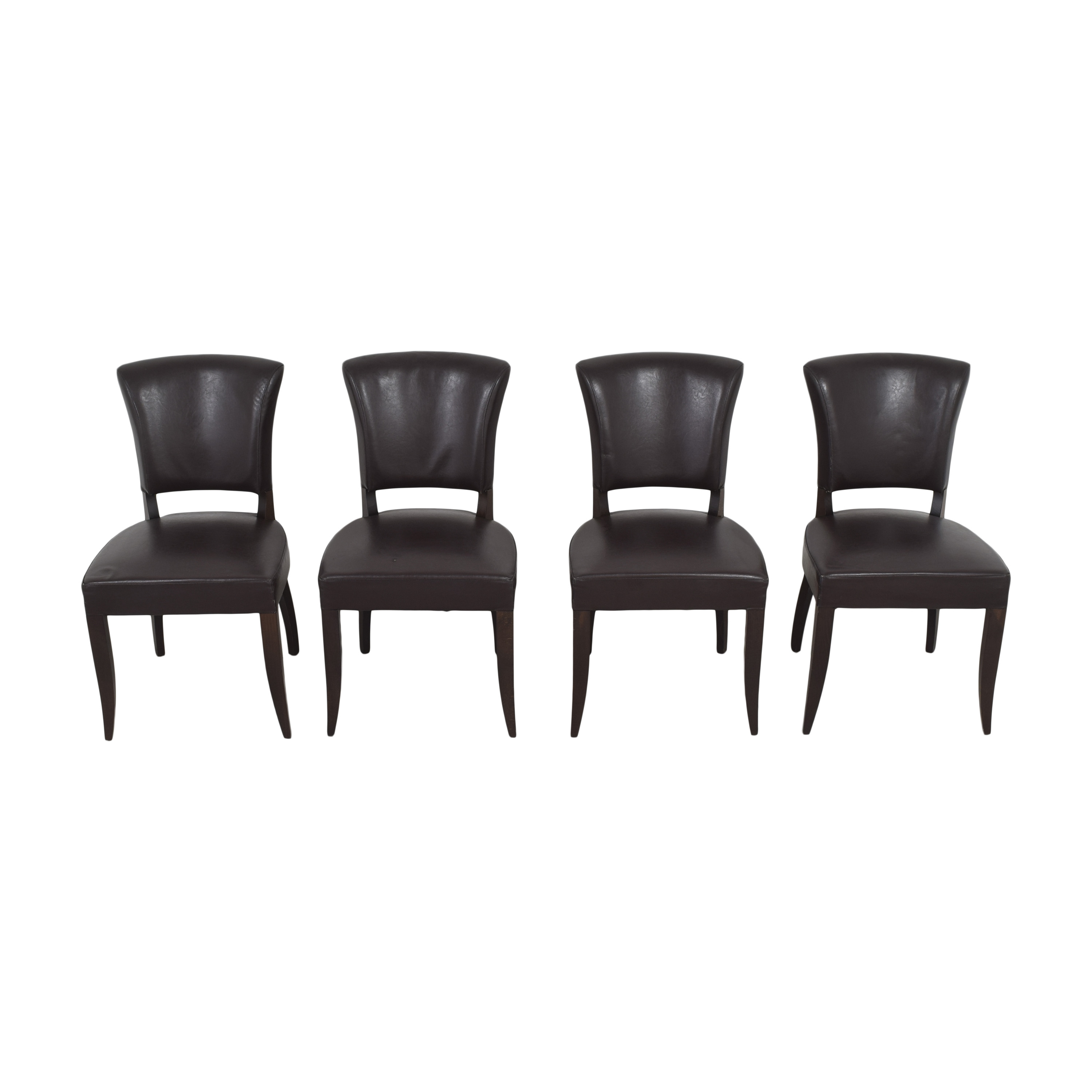 buy Crate & Barrel Side Dining Chairs Crate & Barrel Dining Chairs