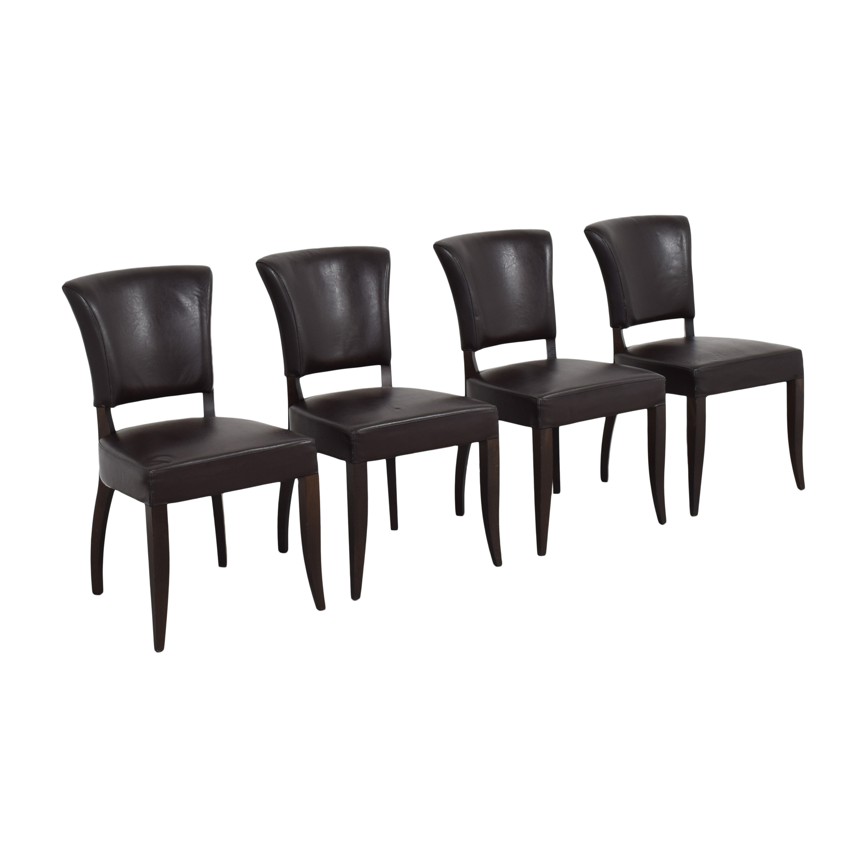 Crate & Barrel Crate & Barrel Side Dining Chairs ct