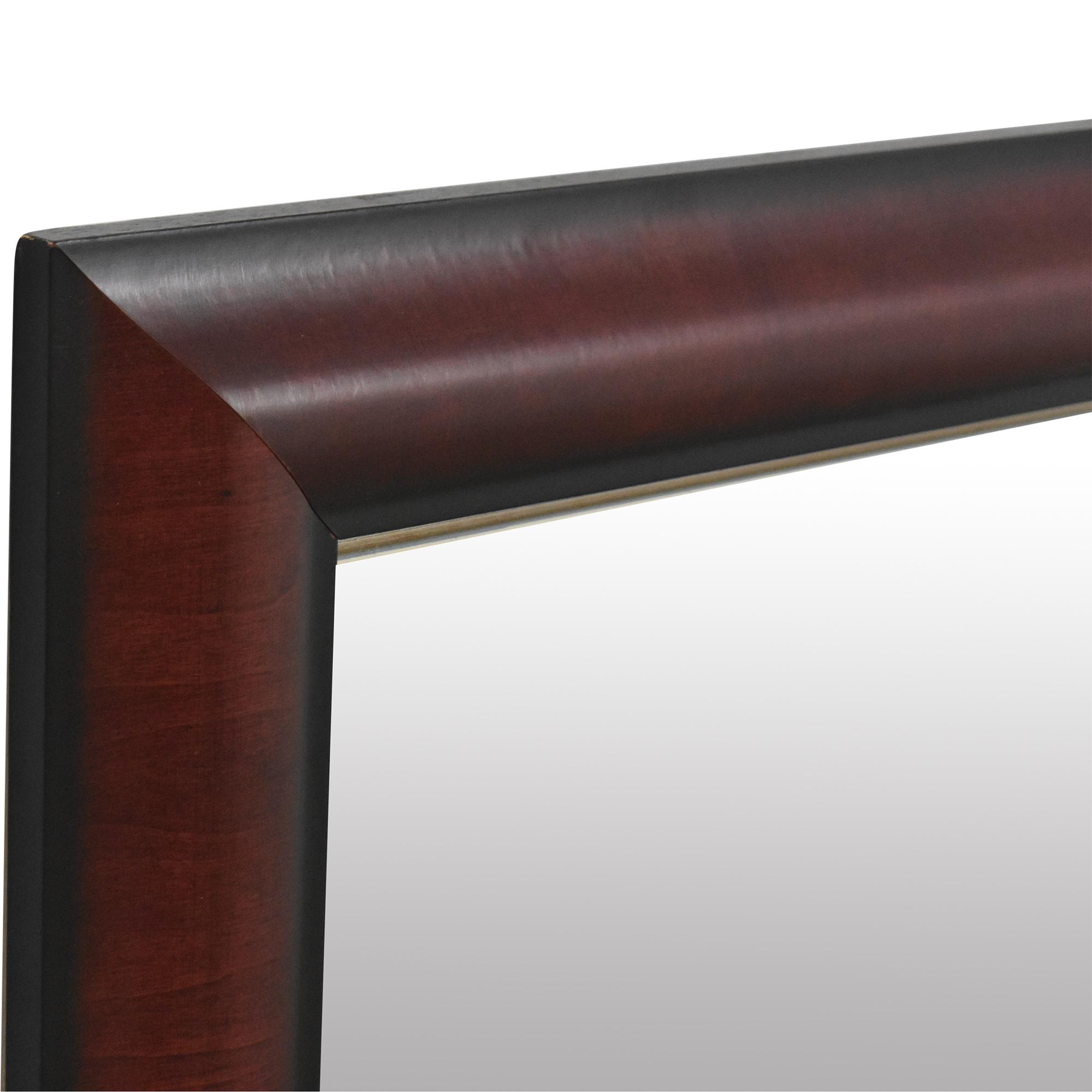 Rectangular Wall Mirror on sale