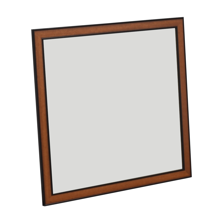 Framed Wall Mirror / Decor