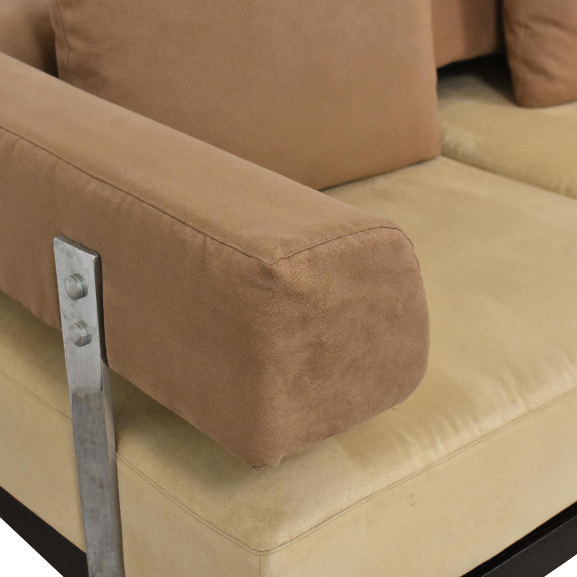 buy Modern L Shaped Sectional Sofa