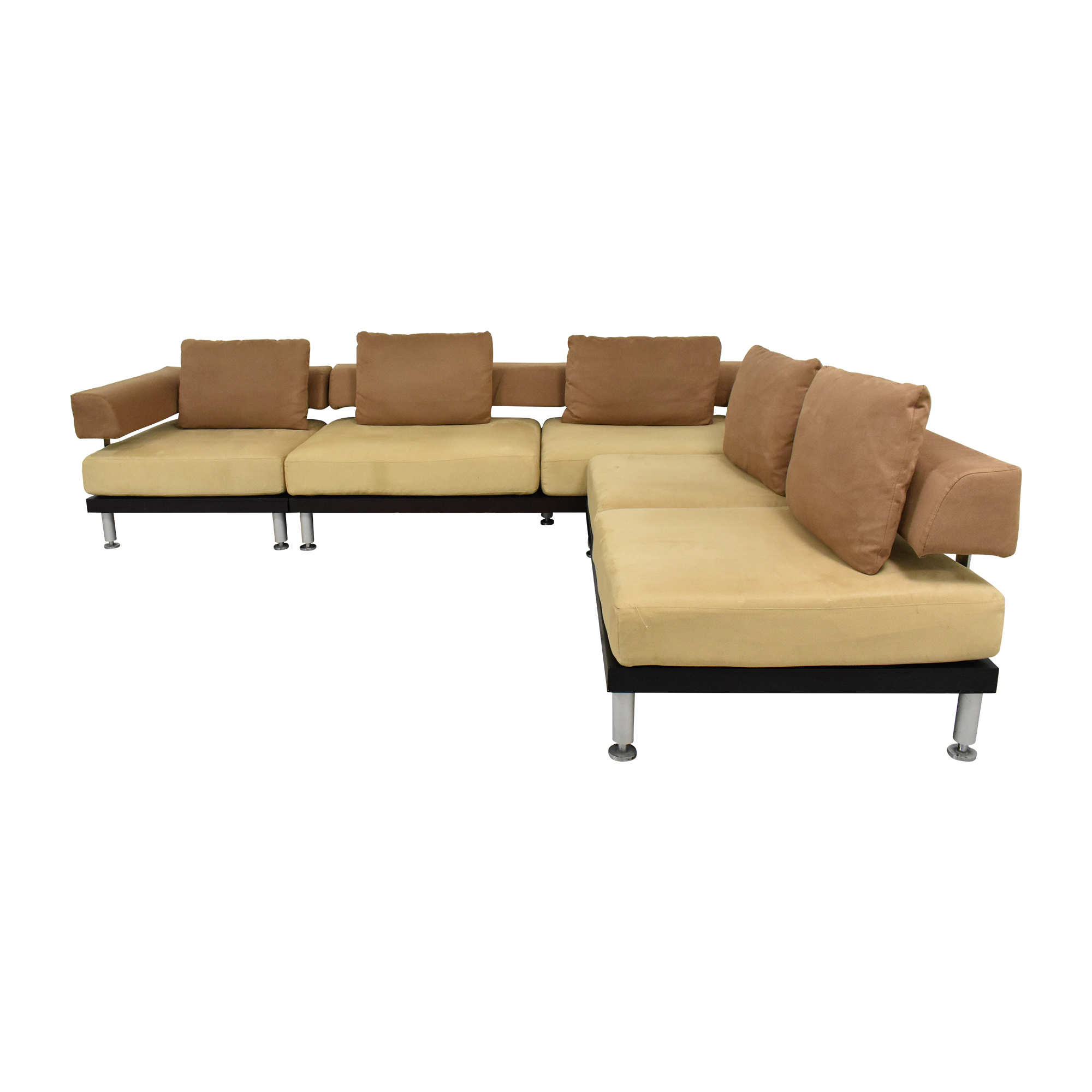 buy  Modern L Shaped Sectional Sofa online